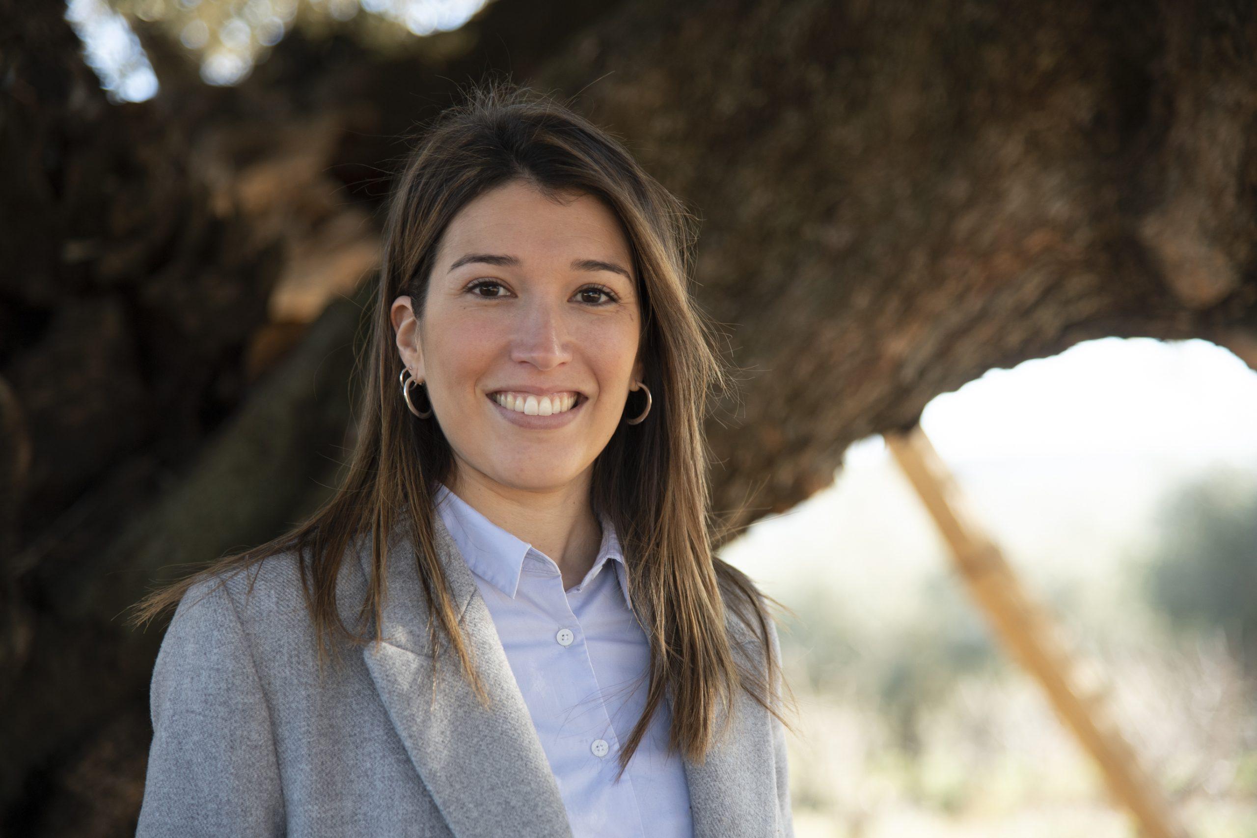Entrevista a la primera teniente alcalde de Oropesa, María Jiménez