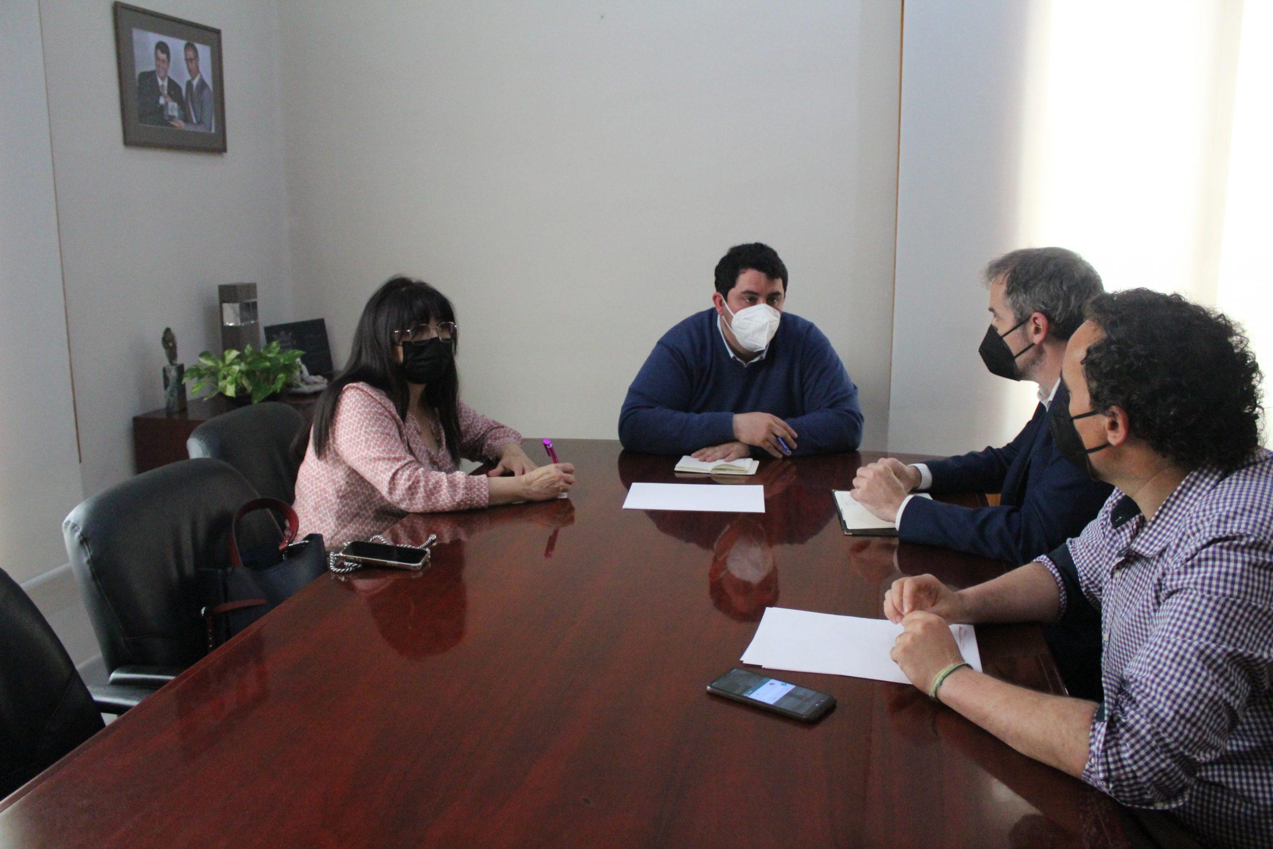 Nules, Moncofa y la Vilavella trabajarán en un proyecto común para mejorar la movilidad entre sus municipios