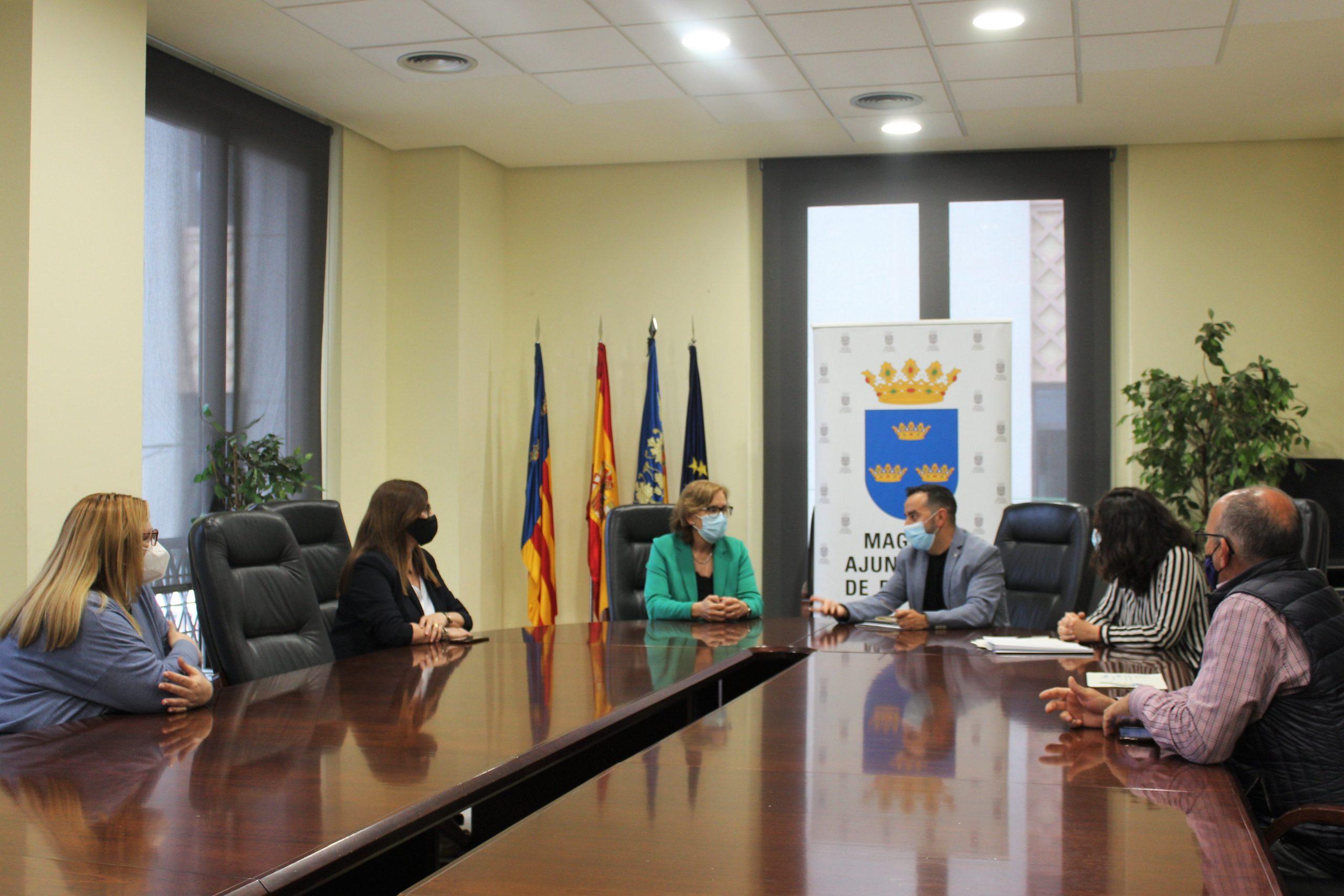 Burriana recibe los primeros presupuestos participativos de la Generalitat para el ejercicio 2022