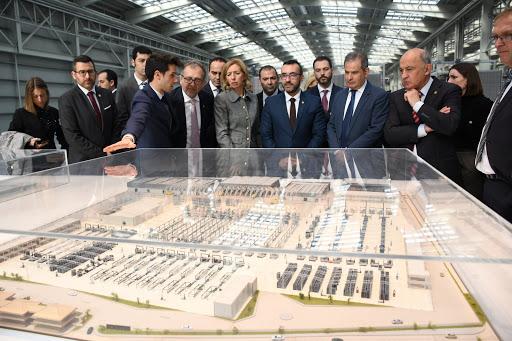 Vila-real licita tres nuevos proyectos de modernización de áreas industriales por valor de 658.000 euros subvencionados por el Ivace