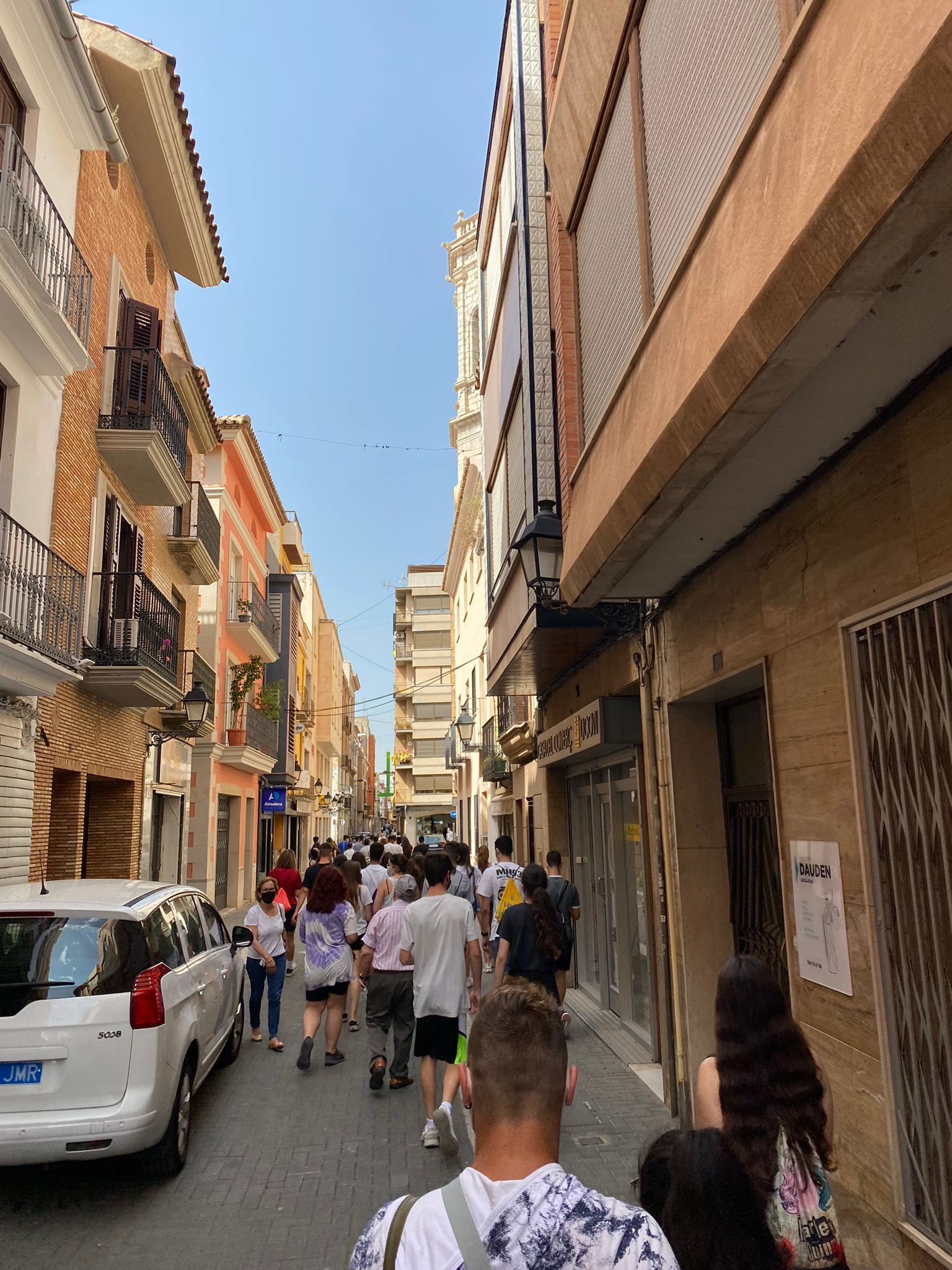 Entrevista a la profesora de valenciano del IES Miralcamp de Vila-real, Nadia