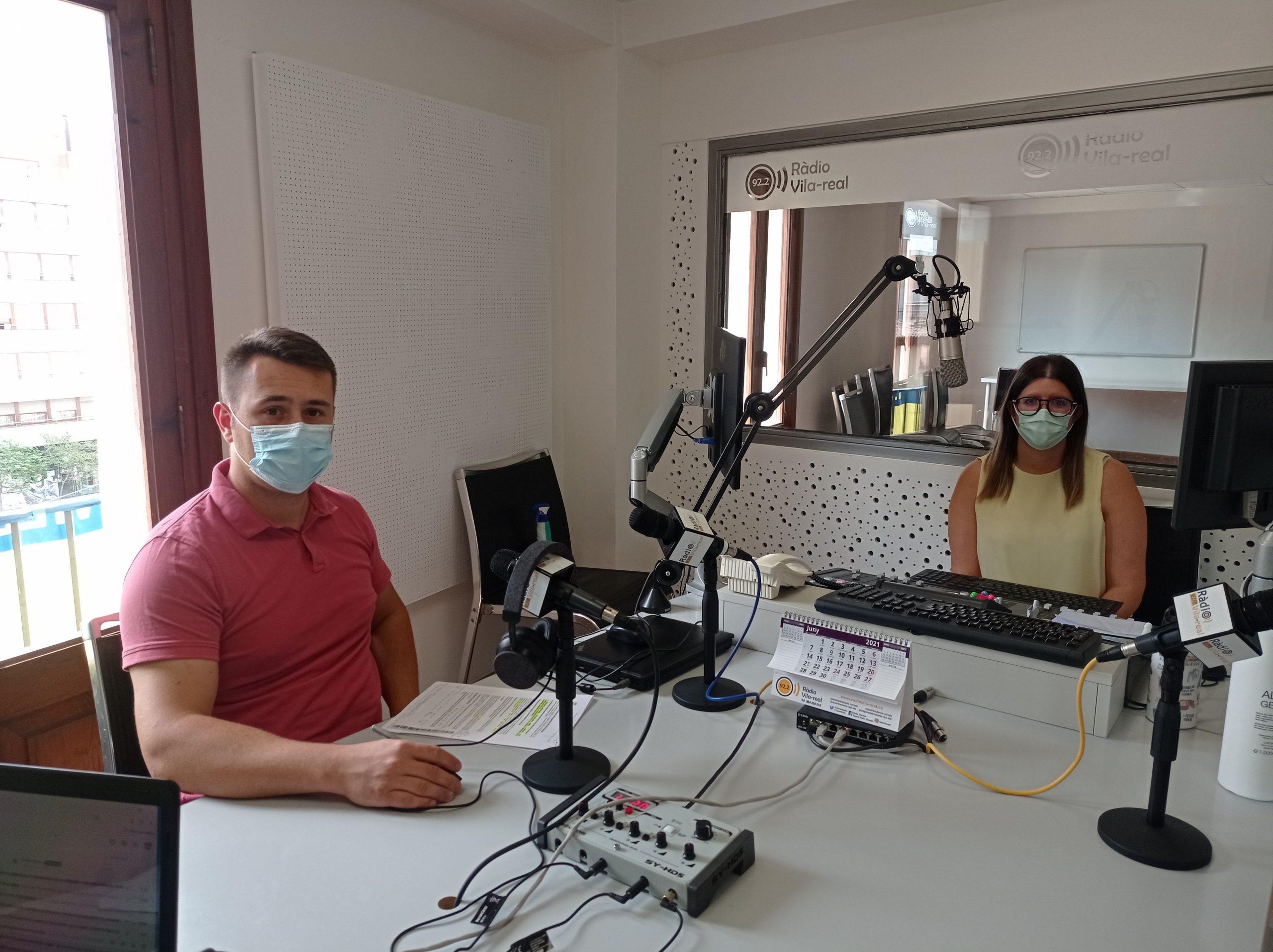 Entrevista al concejal del PP de Les Alqueries, Antonio Gil