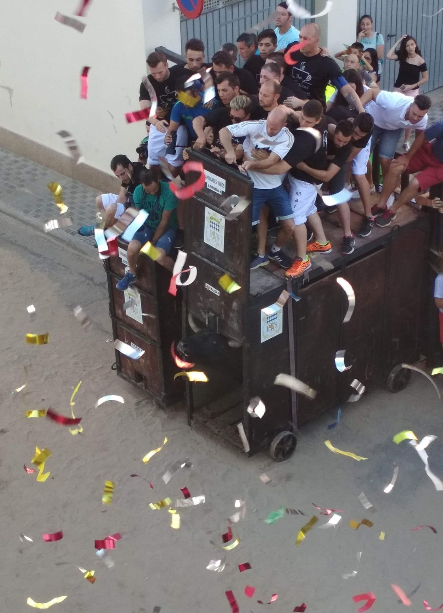 Las fiestas del barrio de Sant Joan también son declaradas como fiesta de Interés Turístico provincial