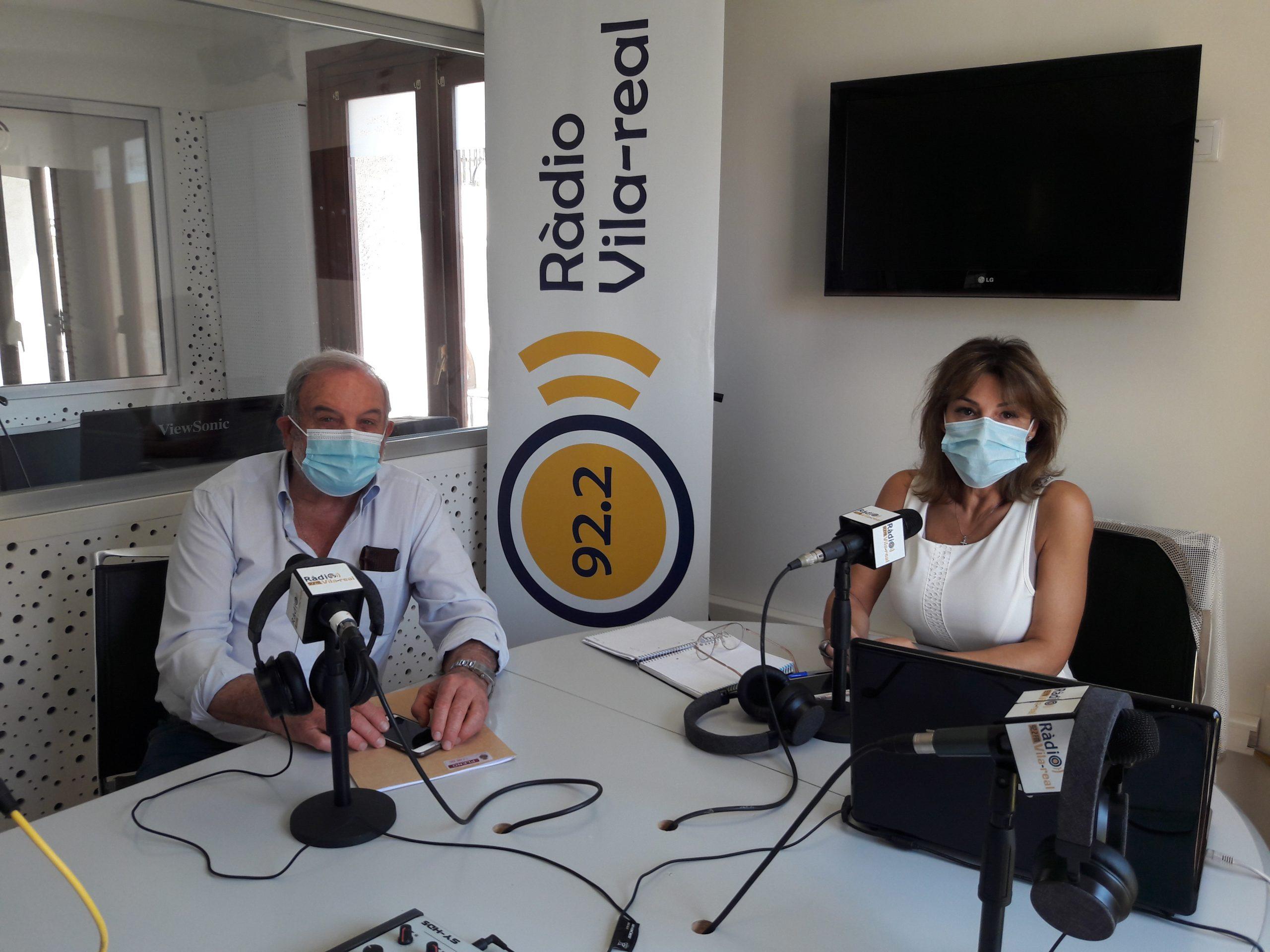 Entrevista al presidente de l'Associació de Llauradors Independents de Nules, Pepe Montagut