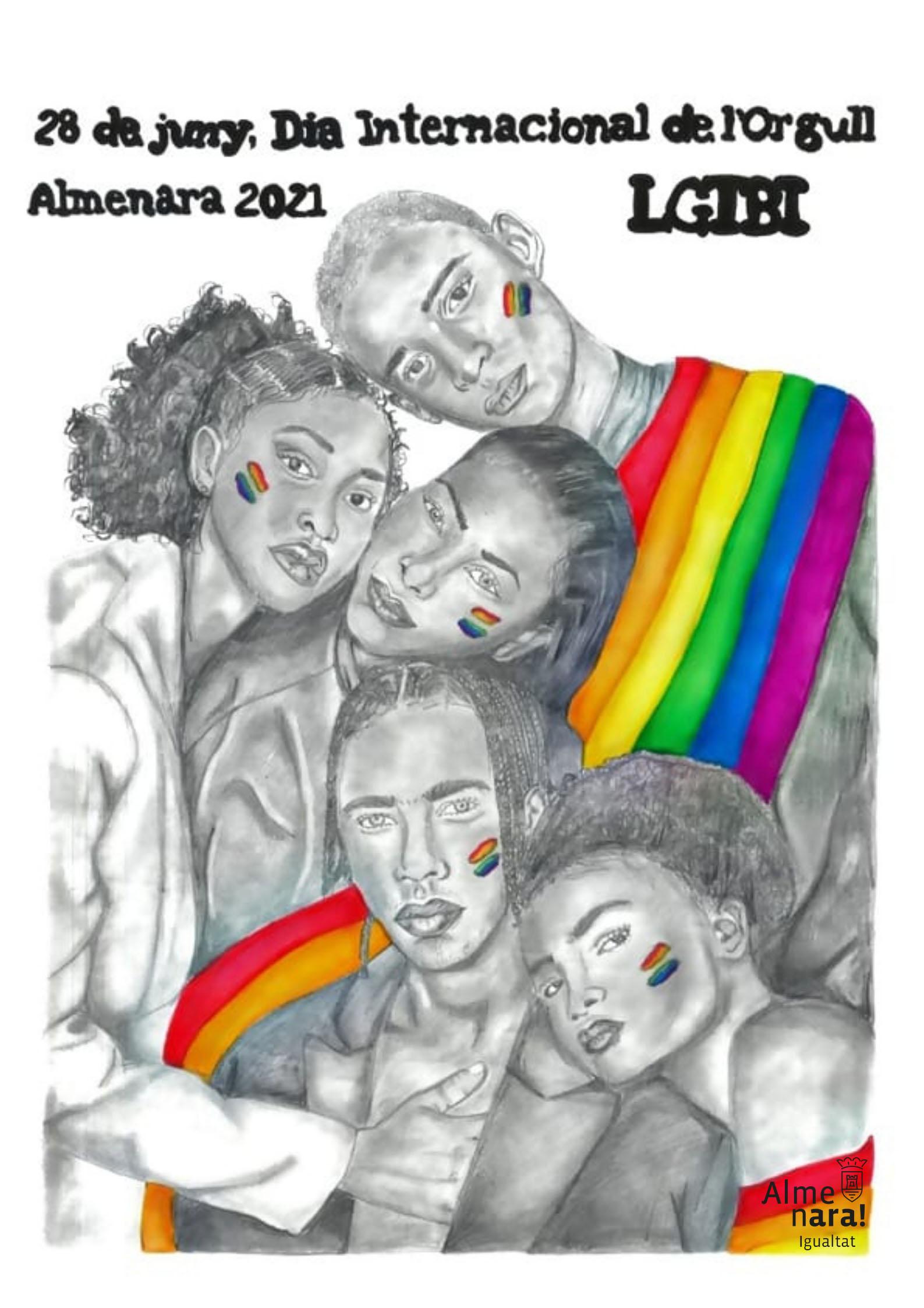 Comienza la programación 'Almenara amb orgull' para conmemorar el Día Internacional del Orgullo LGTBI