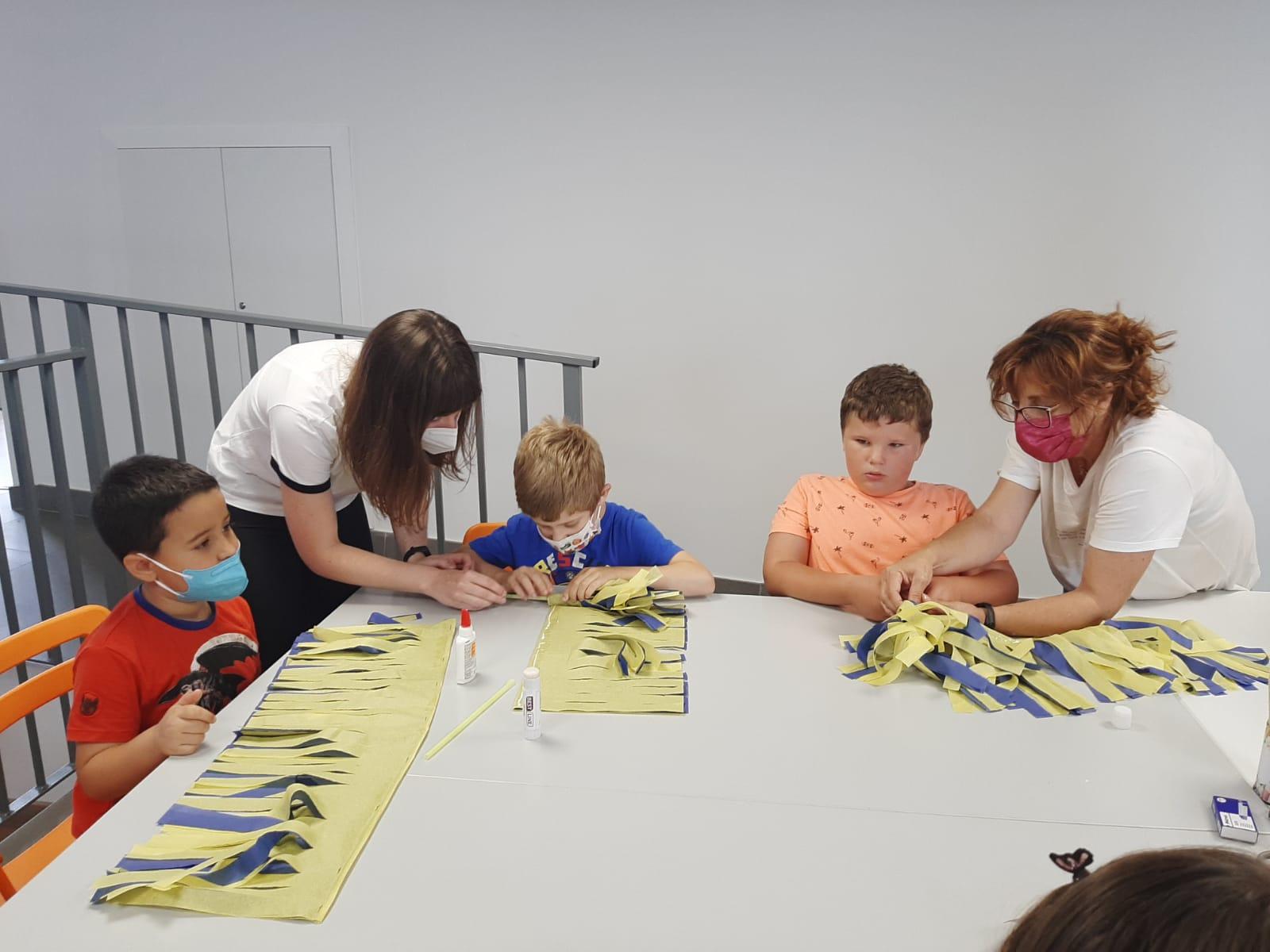 Educación ofrece las actividades del programa Educavila DiverAprén a niños y niñas con diversidad funcional de XiCaEs