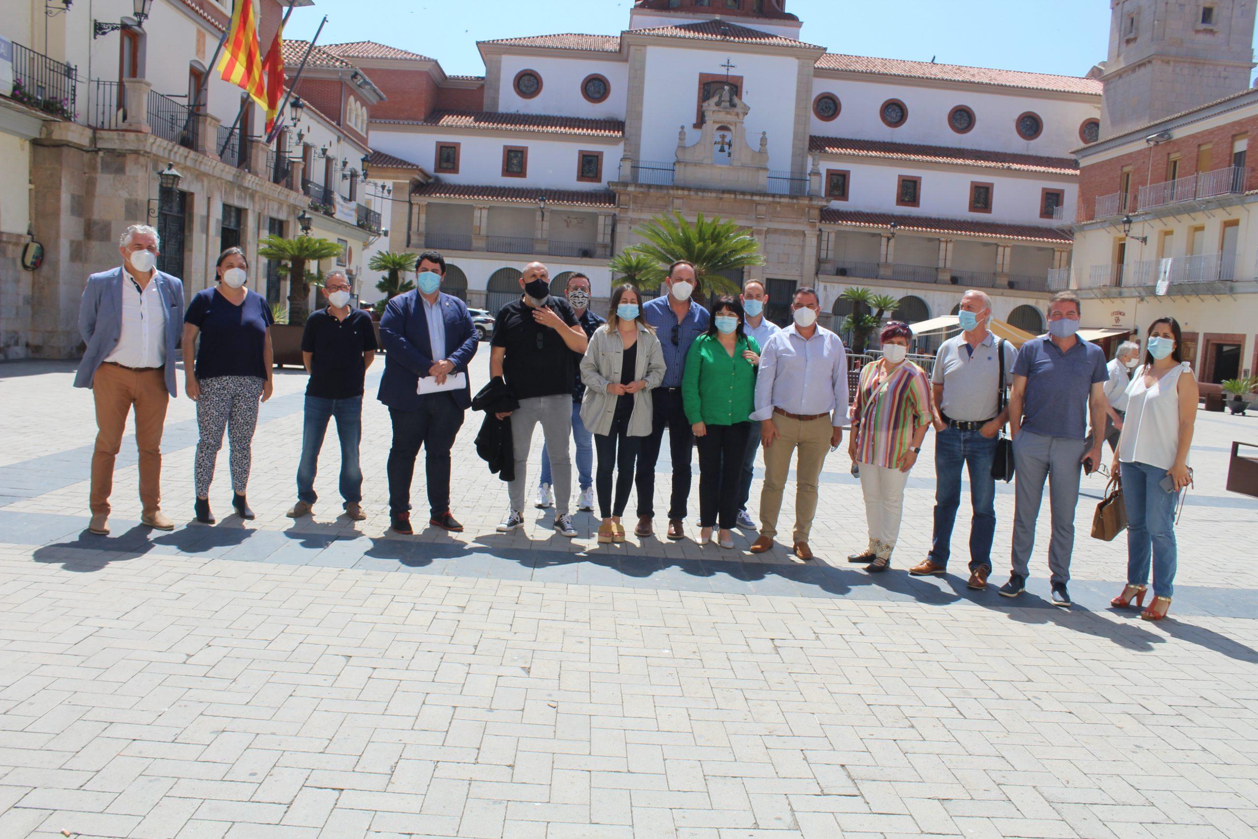 Entrevista al alcalde de Nules, David García