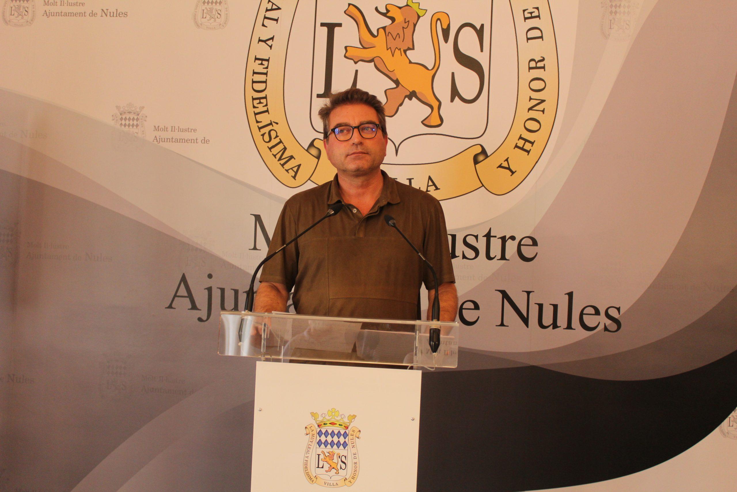 Nules lanza una campaña medioambiental de recogida de vidrio