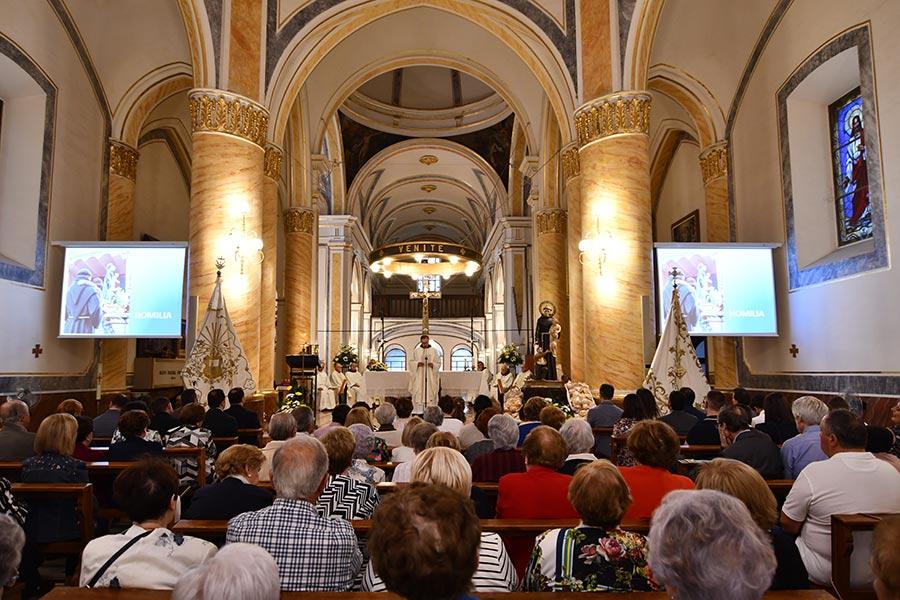 Joventut Antoniana de Vila-real recupera sus fiestas anuales del 9 al 14 de junio