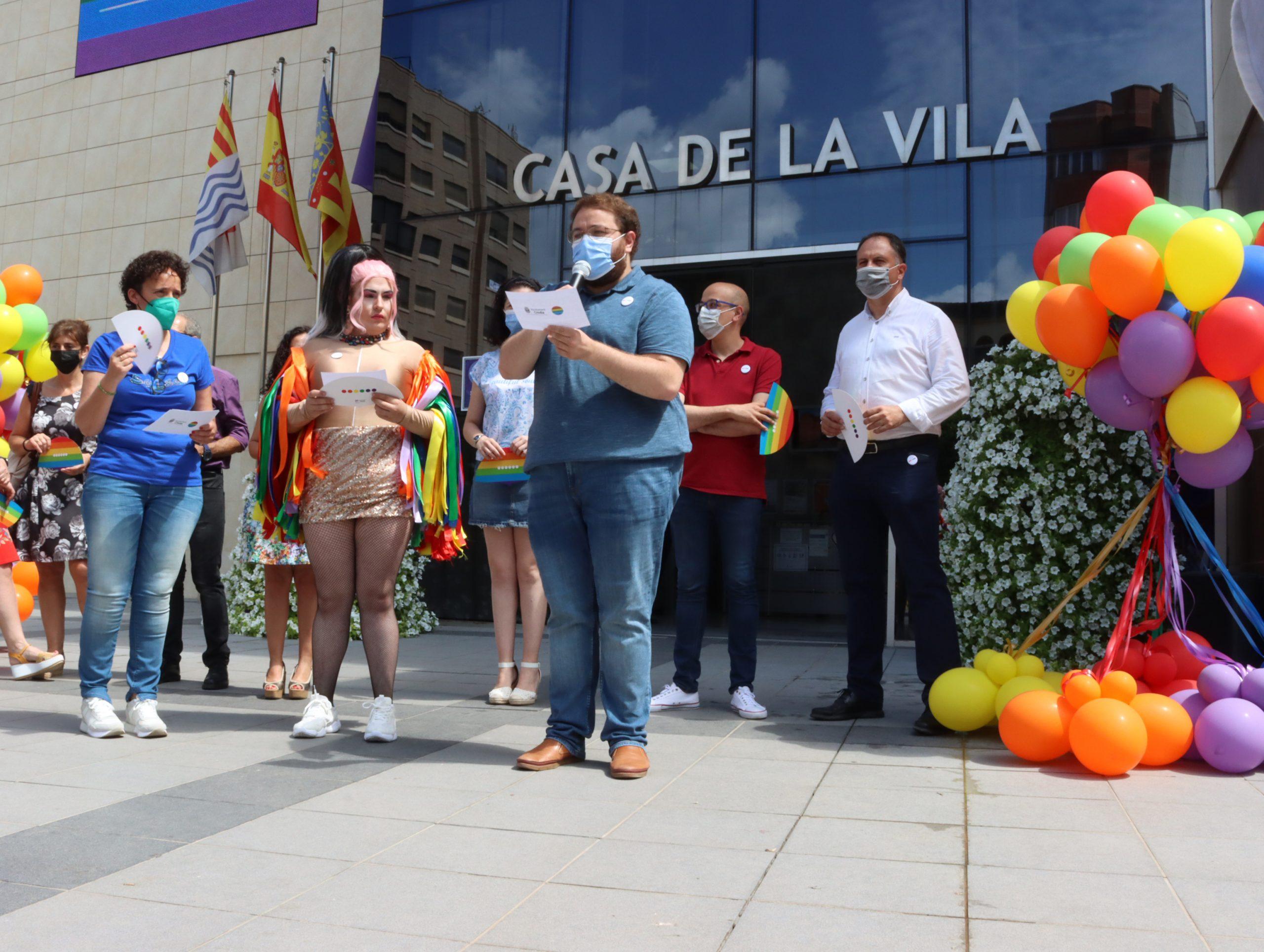 Onda celebra el Día del Orgullo LGTBI y reivindica la diversidad e igualdad real de los ciudadanos
