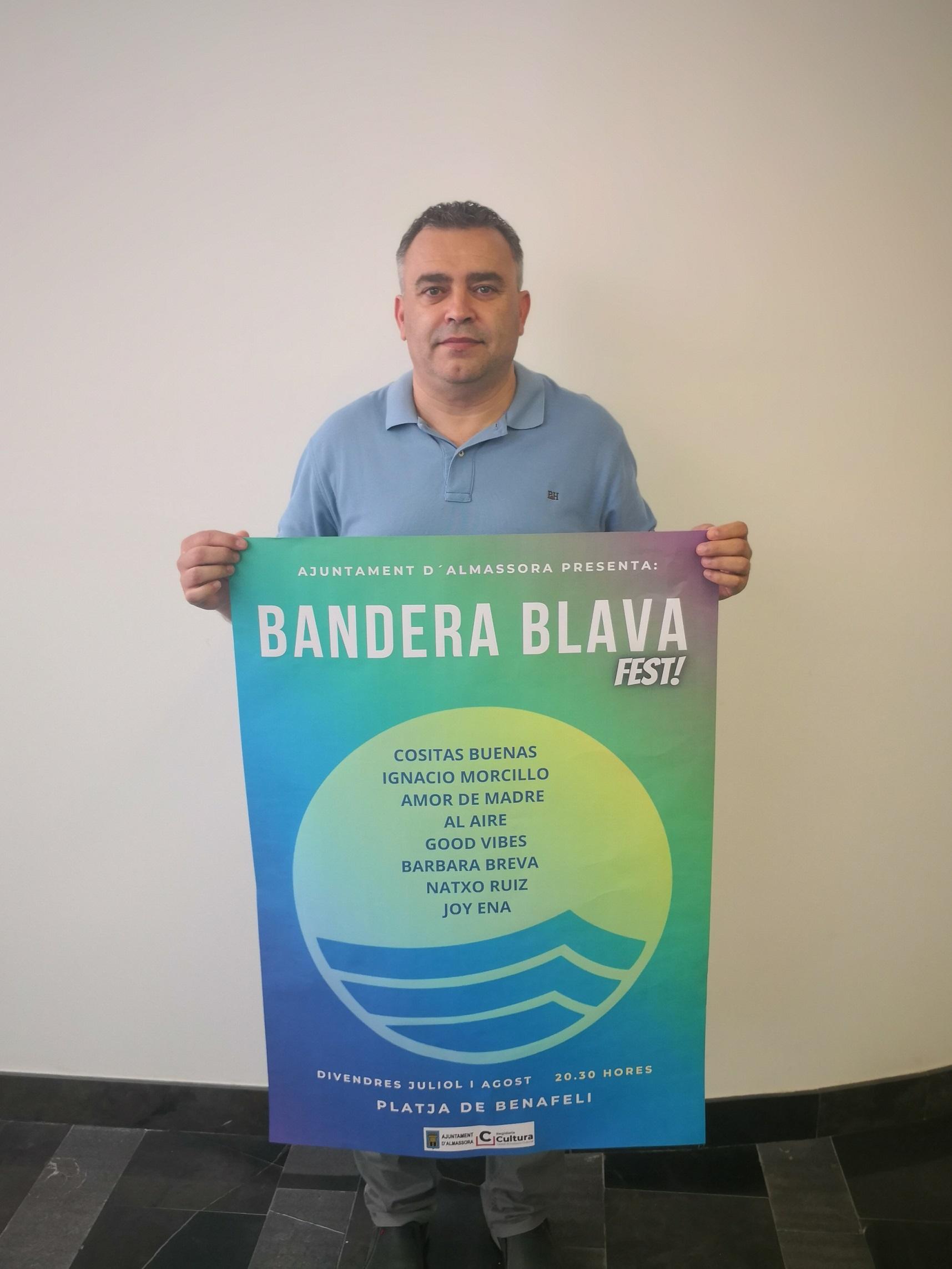 Almassora prepara el Bandera Blava Fest en la playa de Benafelí