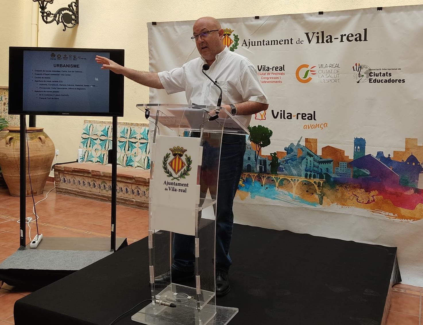 Vila-real avanza trámites para la nueva comisaría con la modificación de uso del solar que albergará el edificio