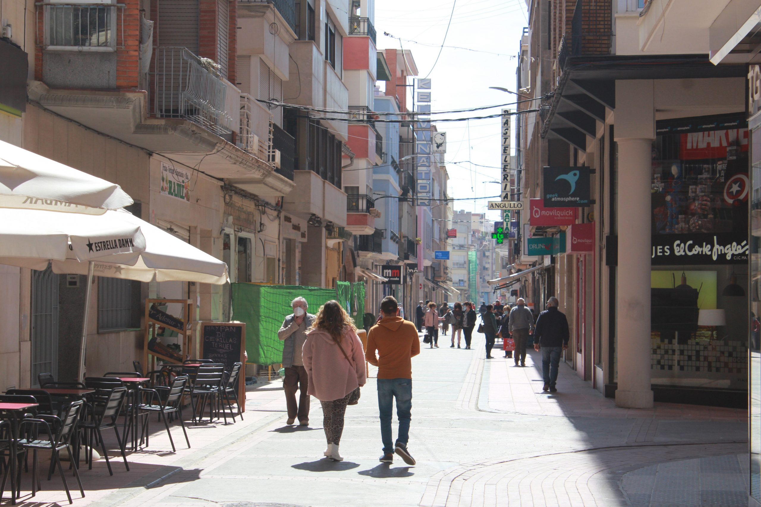 El Ayuntamiento de Burriana concederá hasta 100 euros a los vecinos para gastar en el comercio y la  hostelería local