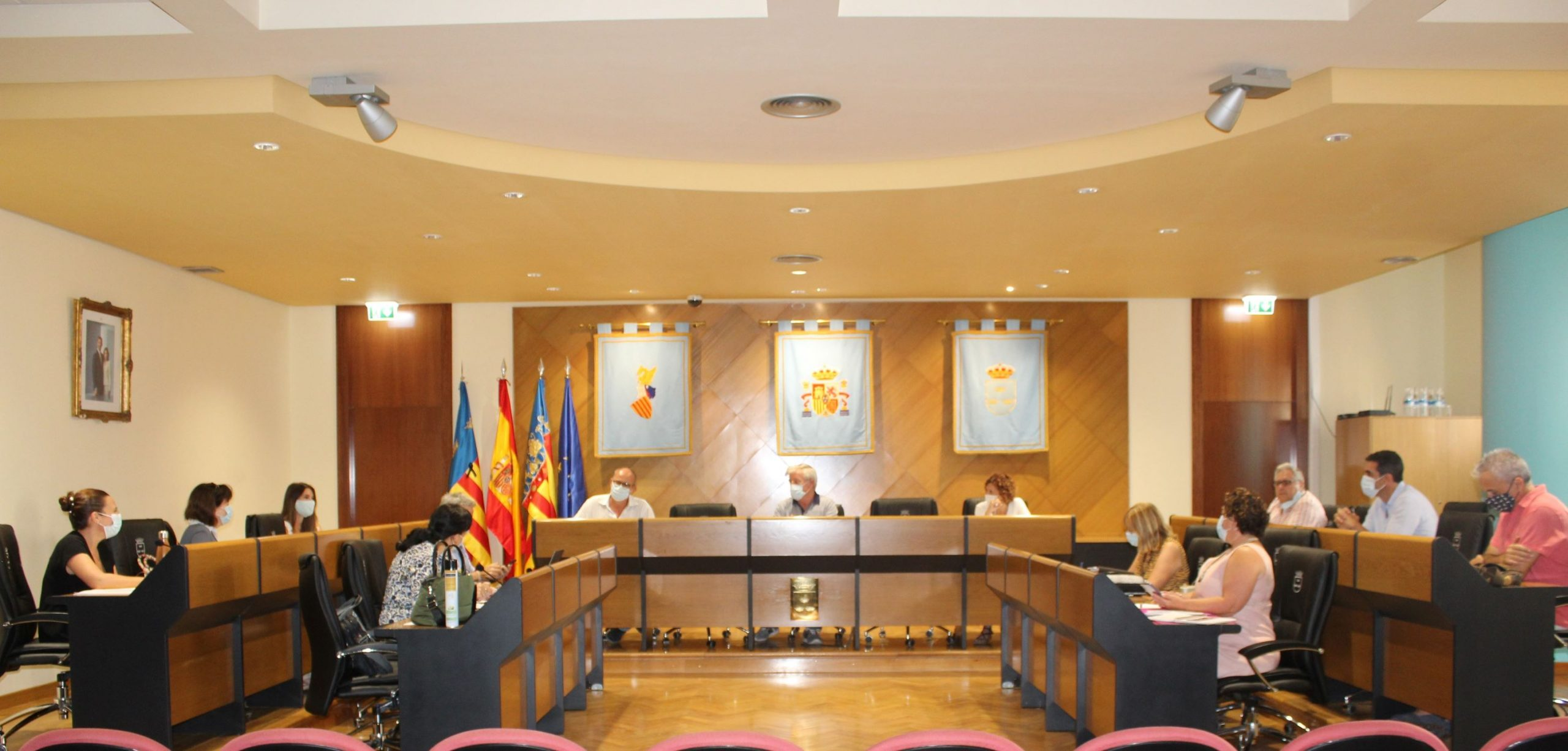 El Ayuntamiento de Burriana recaba la opinión de la comunidad educativa ante la posibilidad de solicitar el 11 de octubre como no lectivo por las Fallas 2021