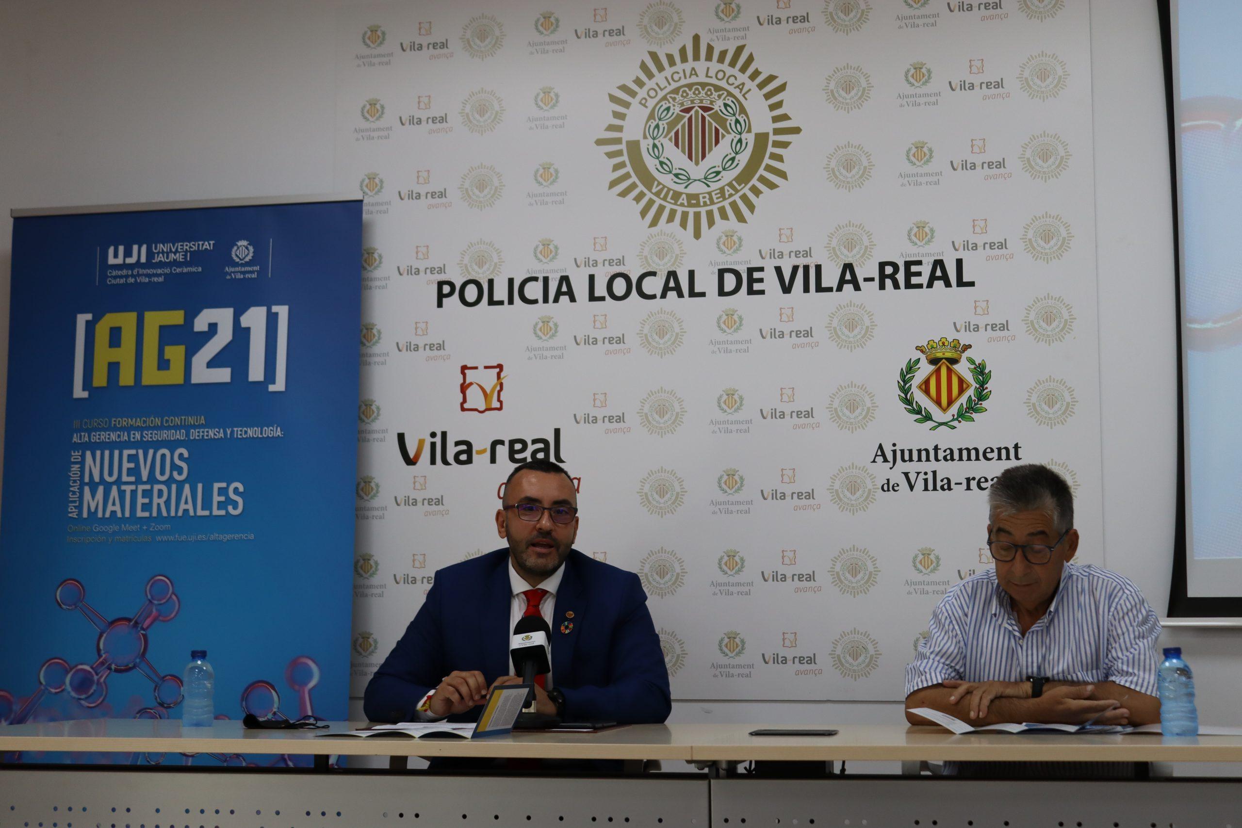 Entrevista al director de la Cátedra de Innovación Cerámica Ciutat de Vila-real, Juan Carda
