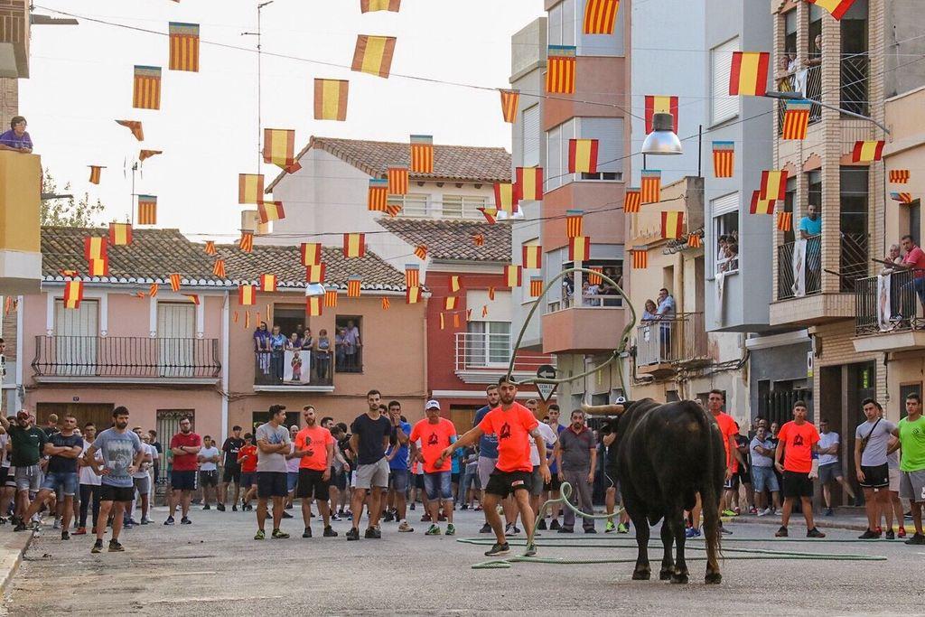 Las fiestas de Sant Xotxim de Nules son declaradas como Fiesta de Interés Turístico Provincial