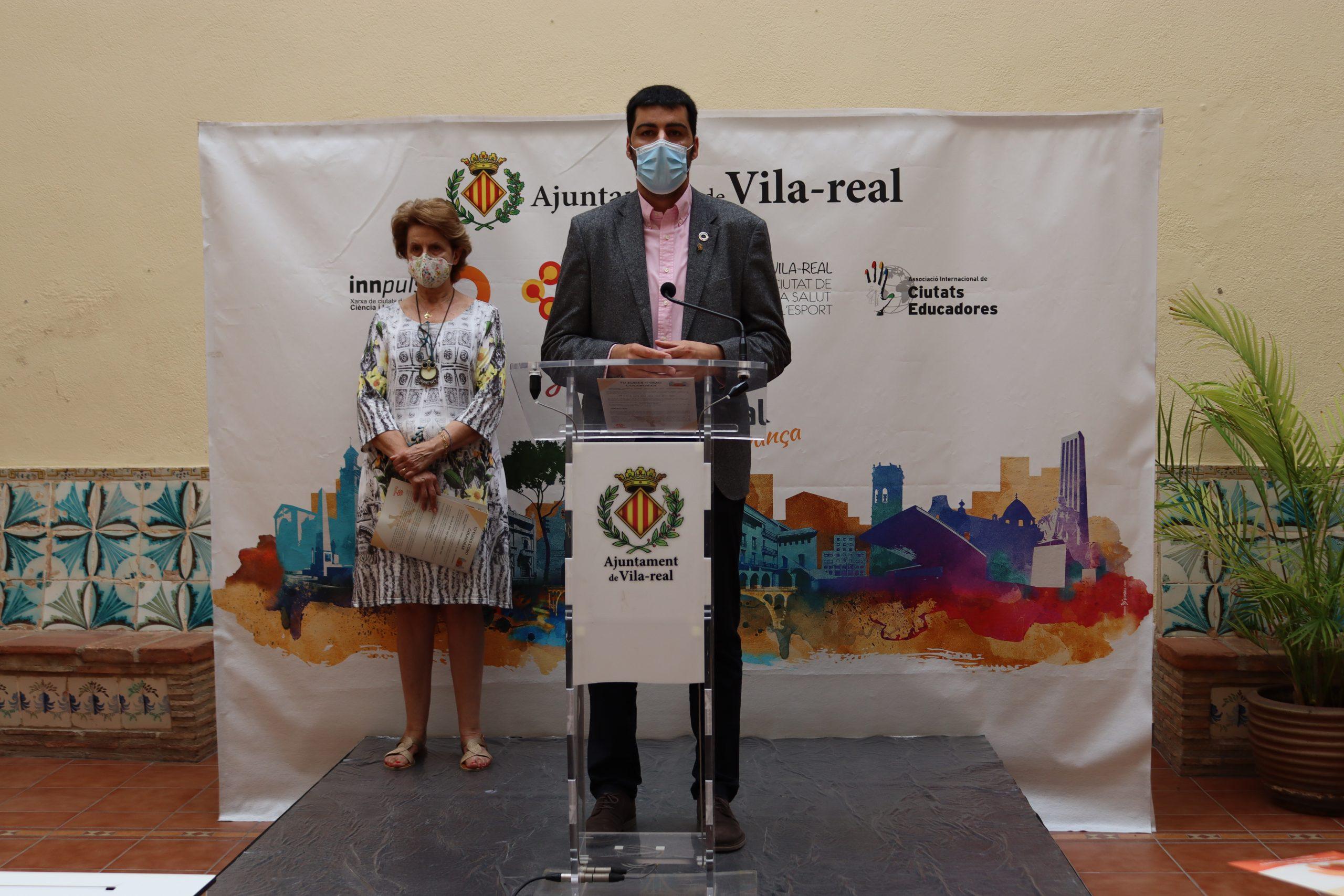 Vila-real refuerza el apoyo a Cáritas con un convenio de 30.000 euros en 2021 que consolida su labor social ante la pandemia