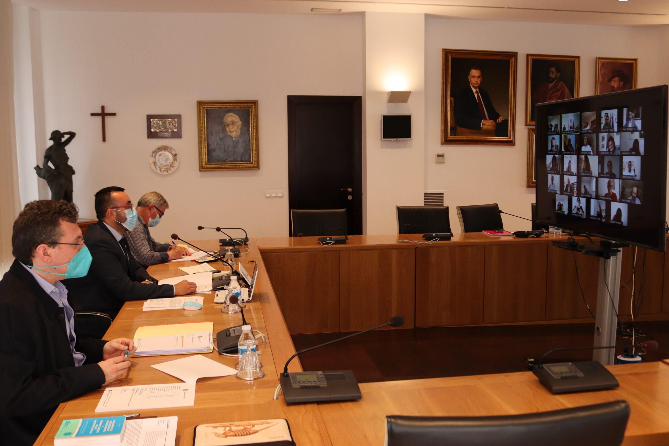 El Pleno de Vila-real avala incorporar 5,6 millones al presupuesto para ayudar a reactivar la ciudad y cofinanciar proyectos en la era post covid