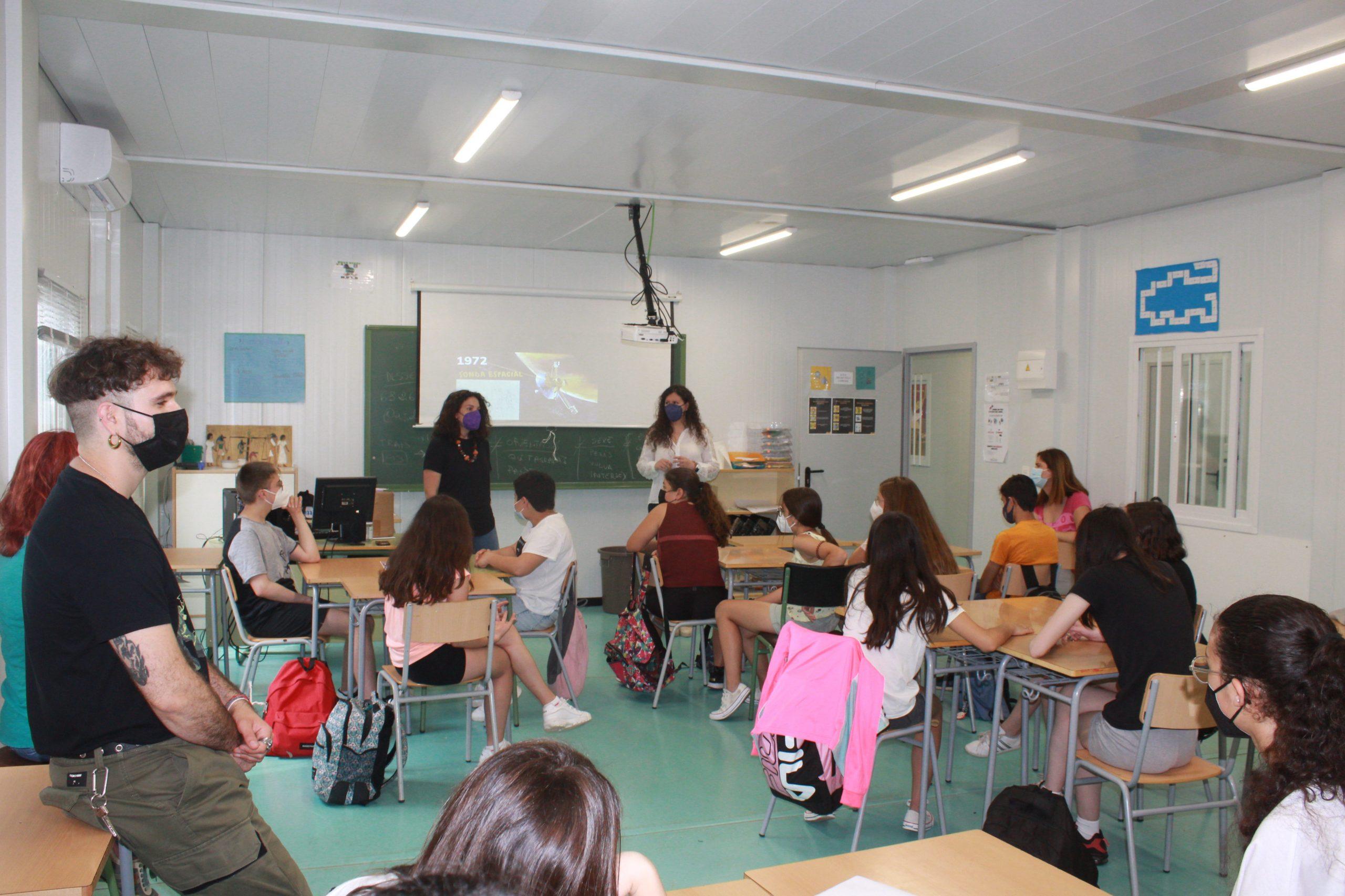 Más de 500 jóvenes de Burriana reciben información profesional y contrastada sobre relaciones afectivas y sexuales