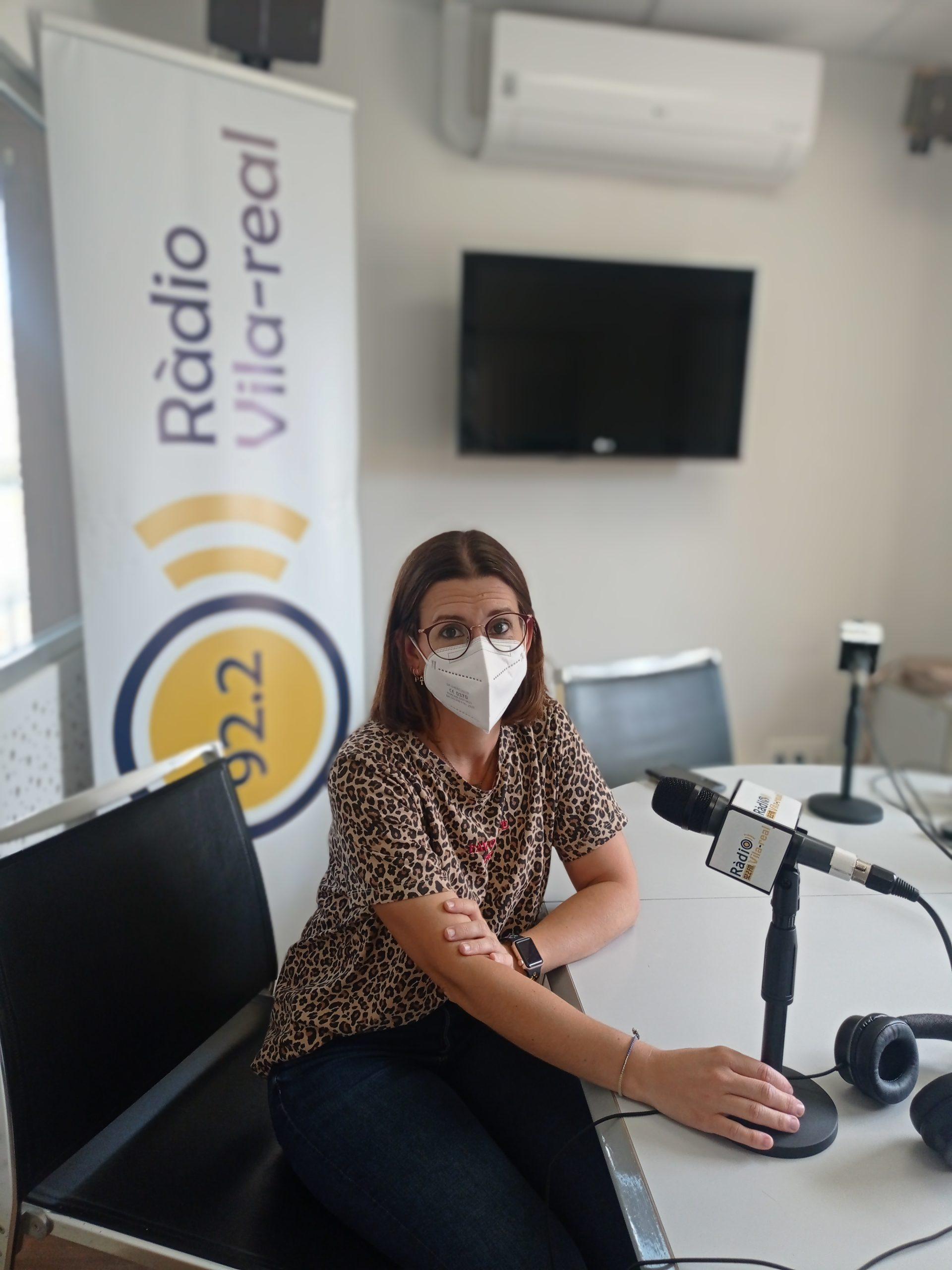 Entrevista a la concejala de Tradiciones de Vila-real, Noelia Samblás