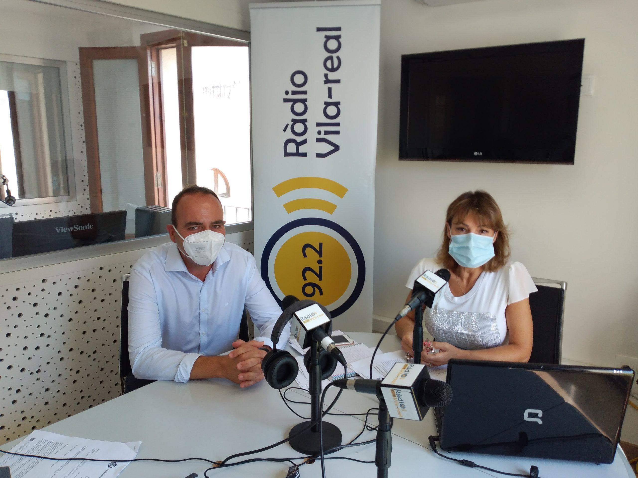 Entrevista al portavoz de Ciudadanos de Vila-real, Domingo Vicent