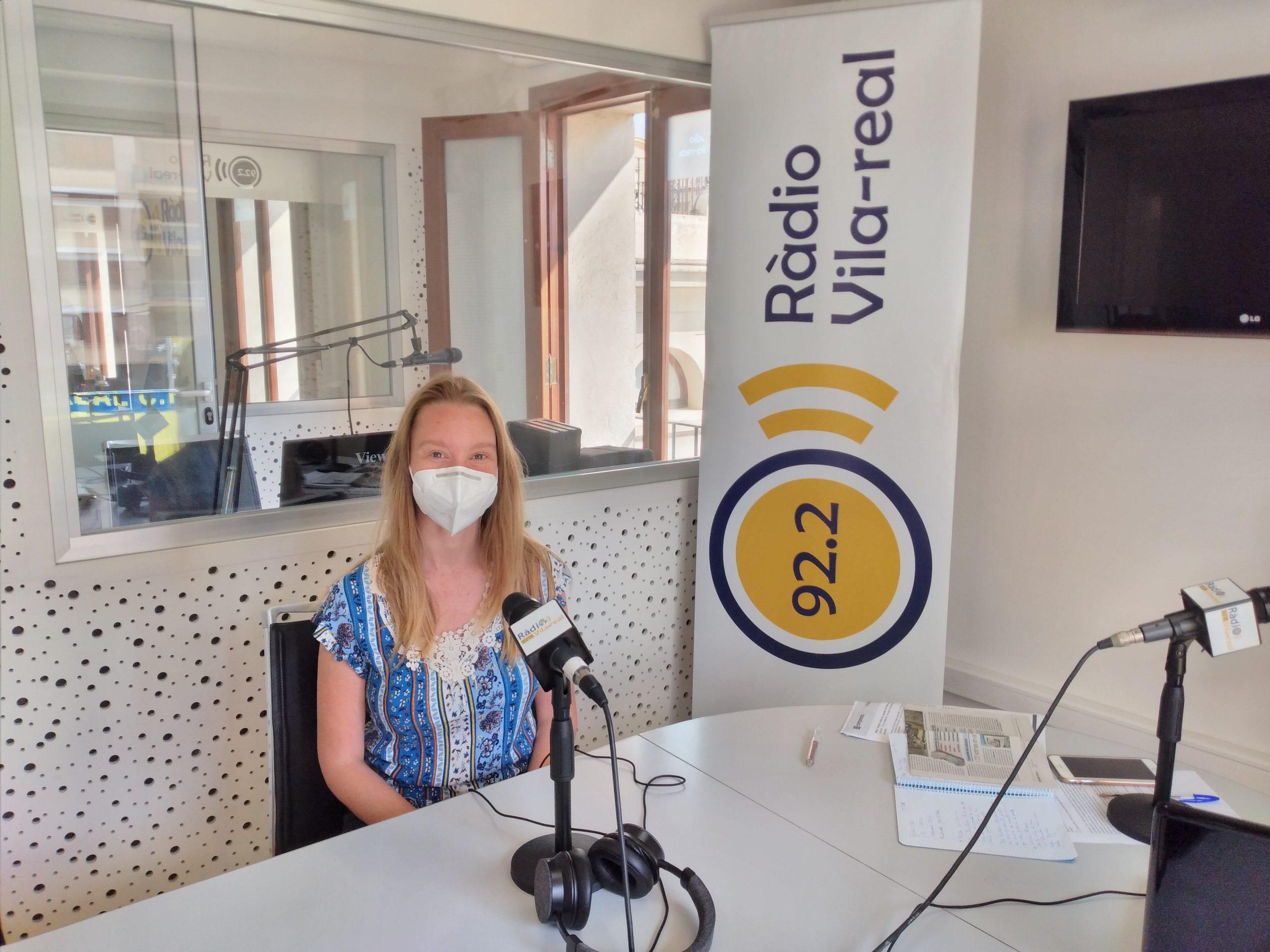 Entrevista a la Portavoz de Compromís per Vila-real, María Fajardo