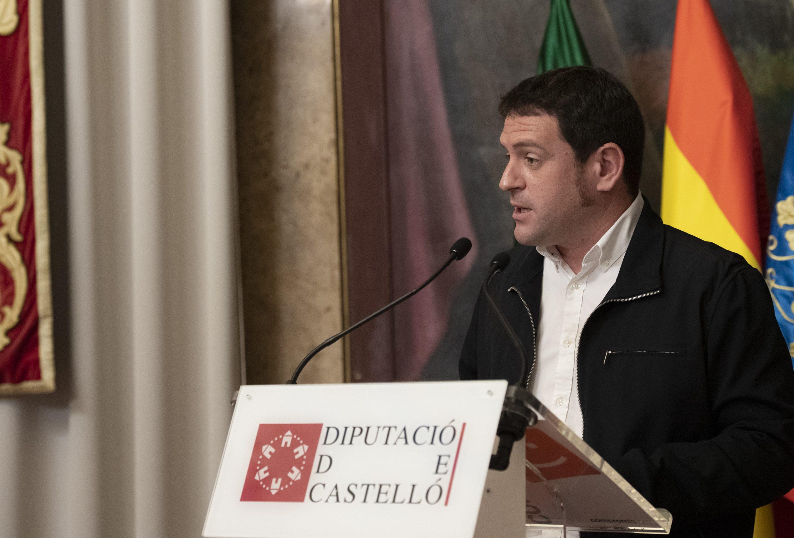 La Diputación de Castellón incorpora 950.000 euros en infraestructuras sostenibles en el plan estratégico de subvenciones