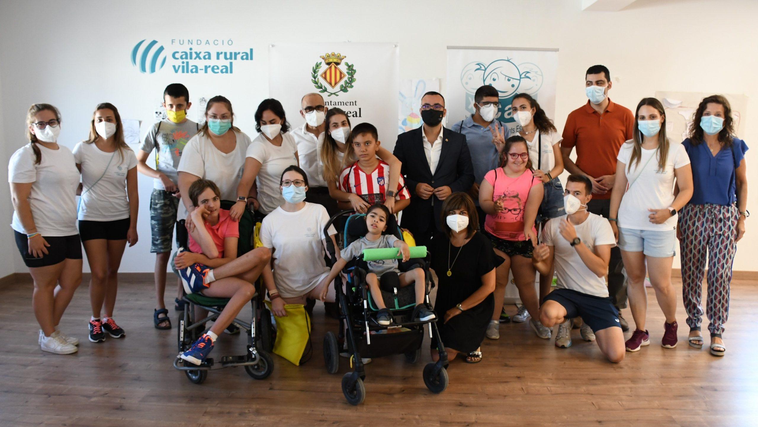 Fundació Caixa Rural Vila-real presenta Neurovila