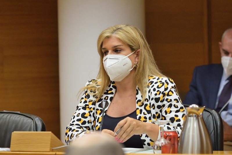 """Eva Ortiz critica el silencio de Puig por la financiación: """"Agacha una vez más la cabeza ante Sánchez y calla"""""""