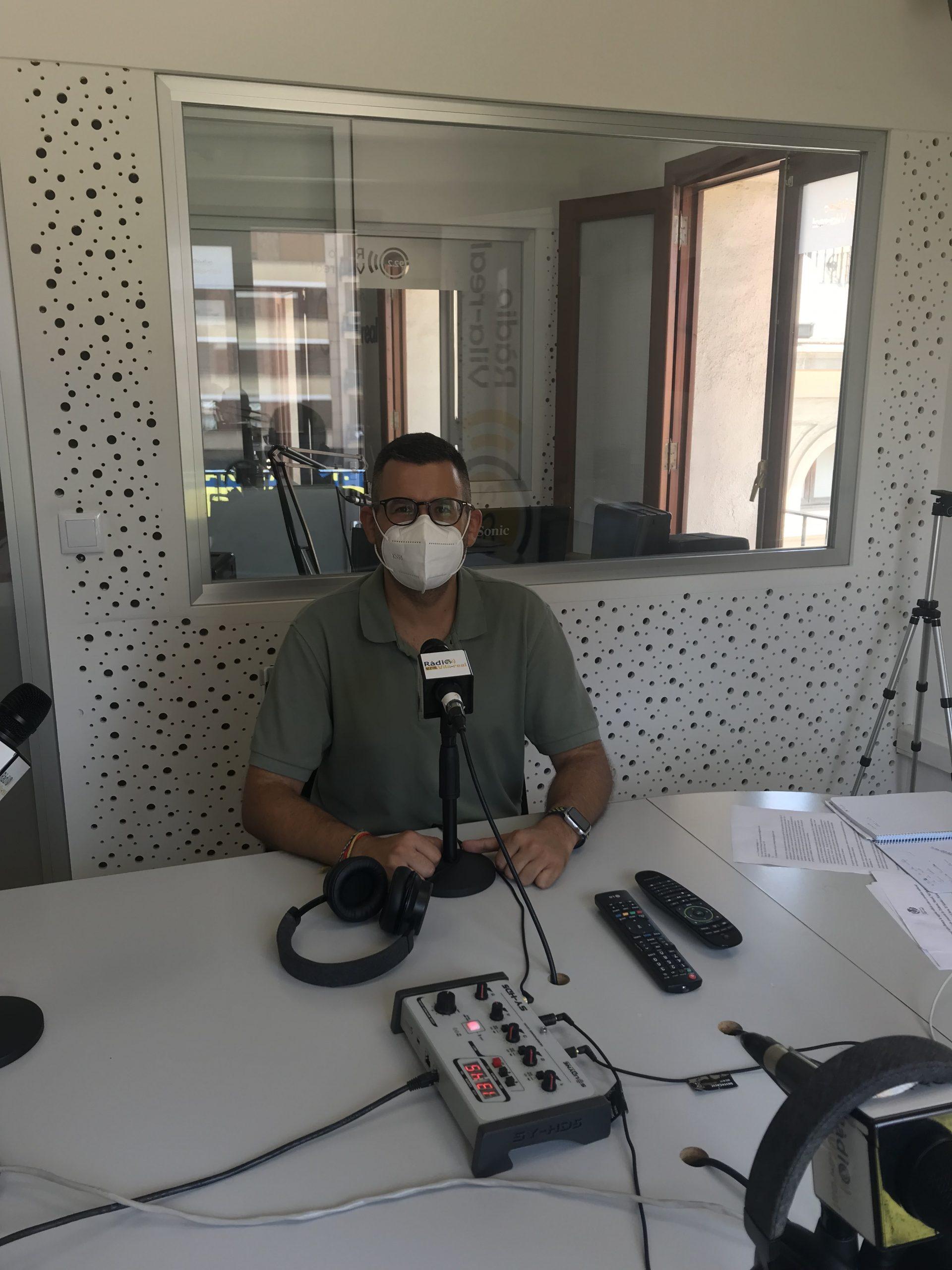 Entrevista a Diego Vila, Concejal de Fiestas de Vila-real