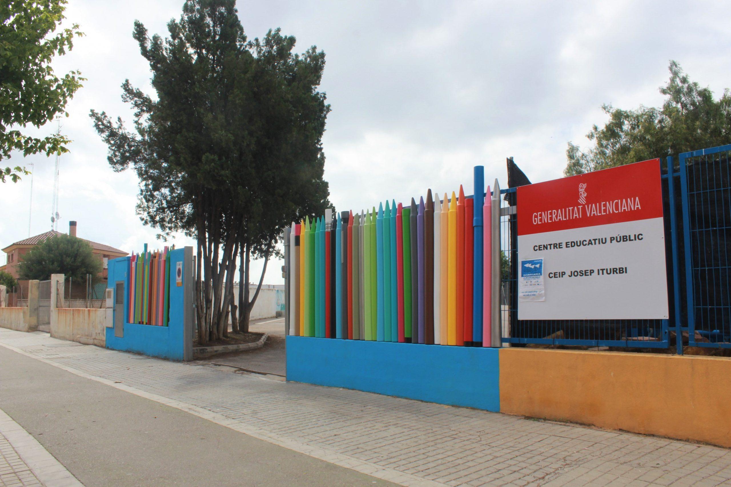 El Ayuntamiento de Burriana prevé urbanizar el vial que dará acceso al CEIP Josep Iturbi con remanentes de tesorería