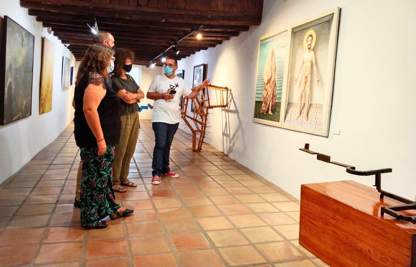 Ruth Sanz destaca que la ampliación del catálogo expositivo del MACVAC reforzará a Vilafamés y Castellón como centros culturales