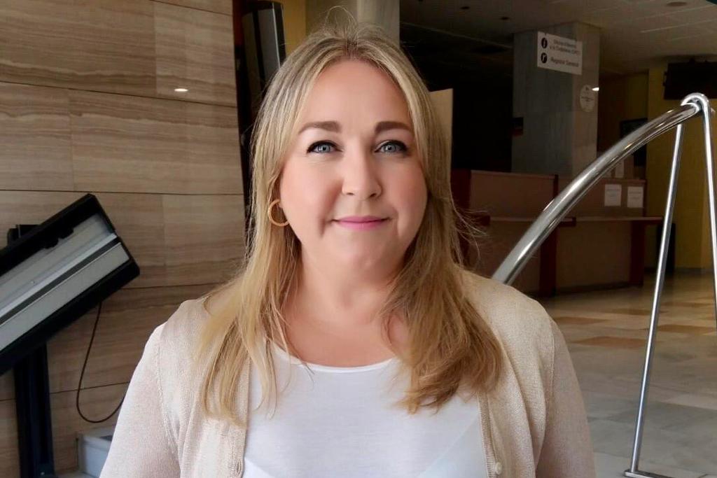 """María José Fortea, concejala del PP, reivindica el sacrificio de un sector que """"no solo no es un lujo, sino que desempeñan una tarea crucial en pacientes oncológicos"""""""