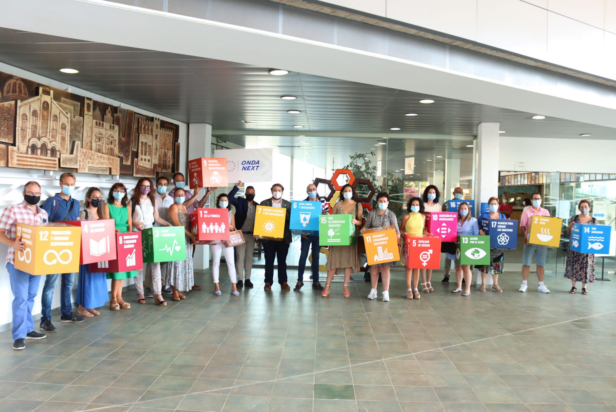 Onda presenta su hoja de ruta sostenible y proyectos candidatos al plan de recuperación europeo Next Generation