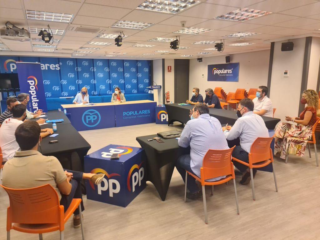 El PPCV constituye la vicesecretaría de empleo, emprendimiento e infraestructuras