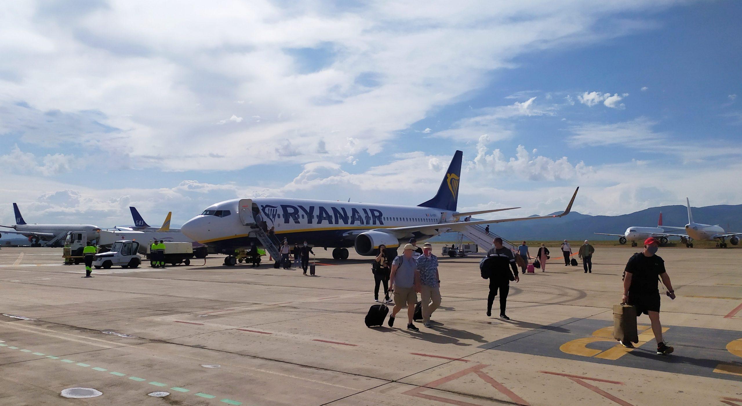 El aeropuerto de Castellón refuerza la conexión con Londres con una oferta de tres vuelos semanales