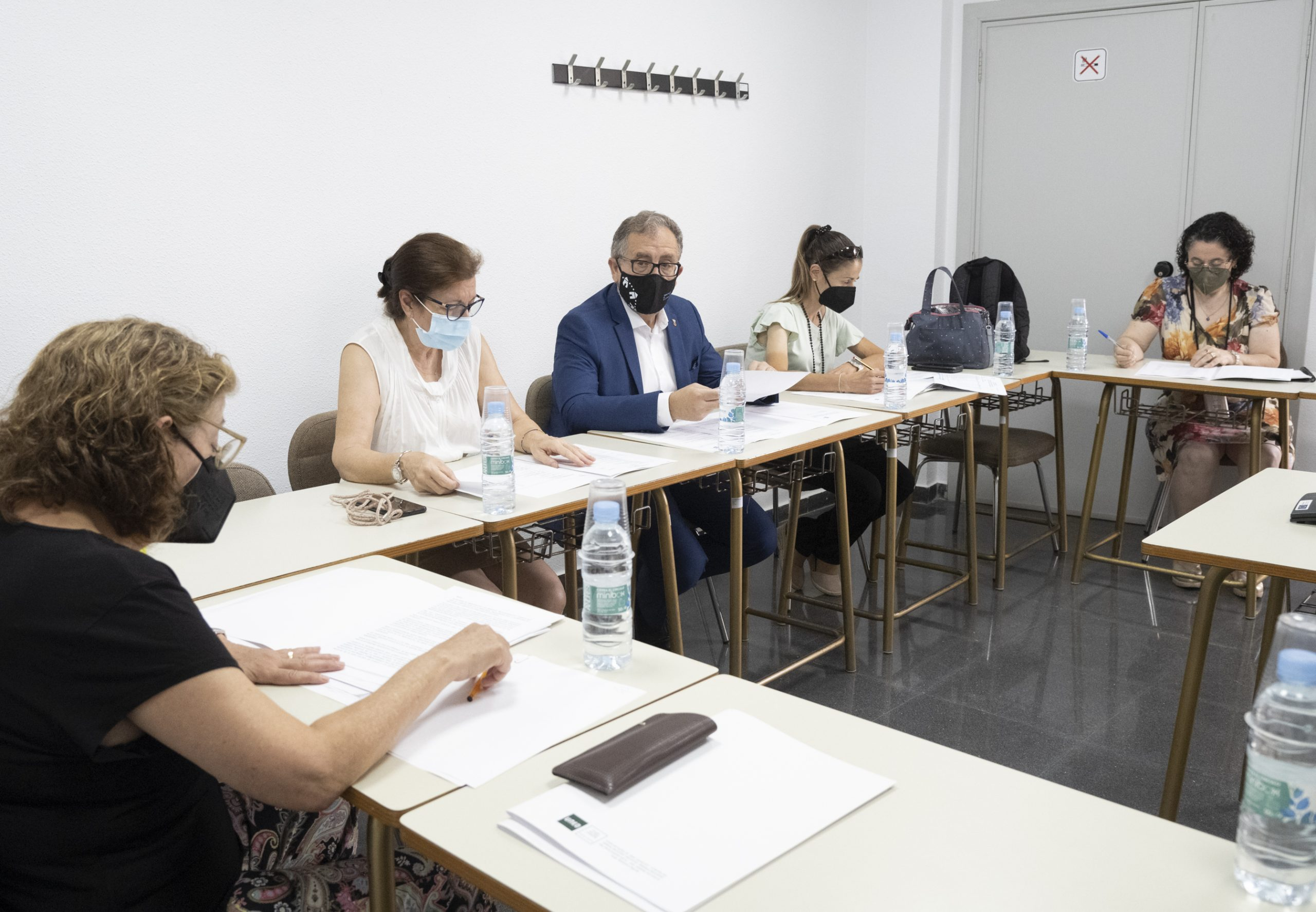 José Martí participa en la Junta Rectora del Consorcio Universitario de la UNED en Vila-real, que ha ratificado unas cuentas para 2022 de más de 600.000 euros