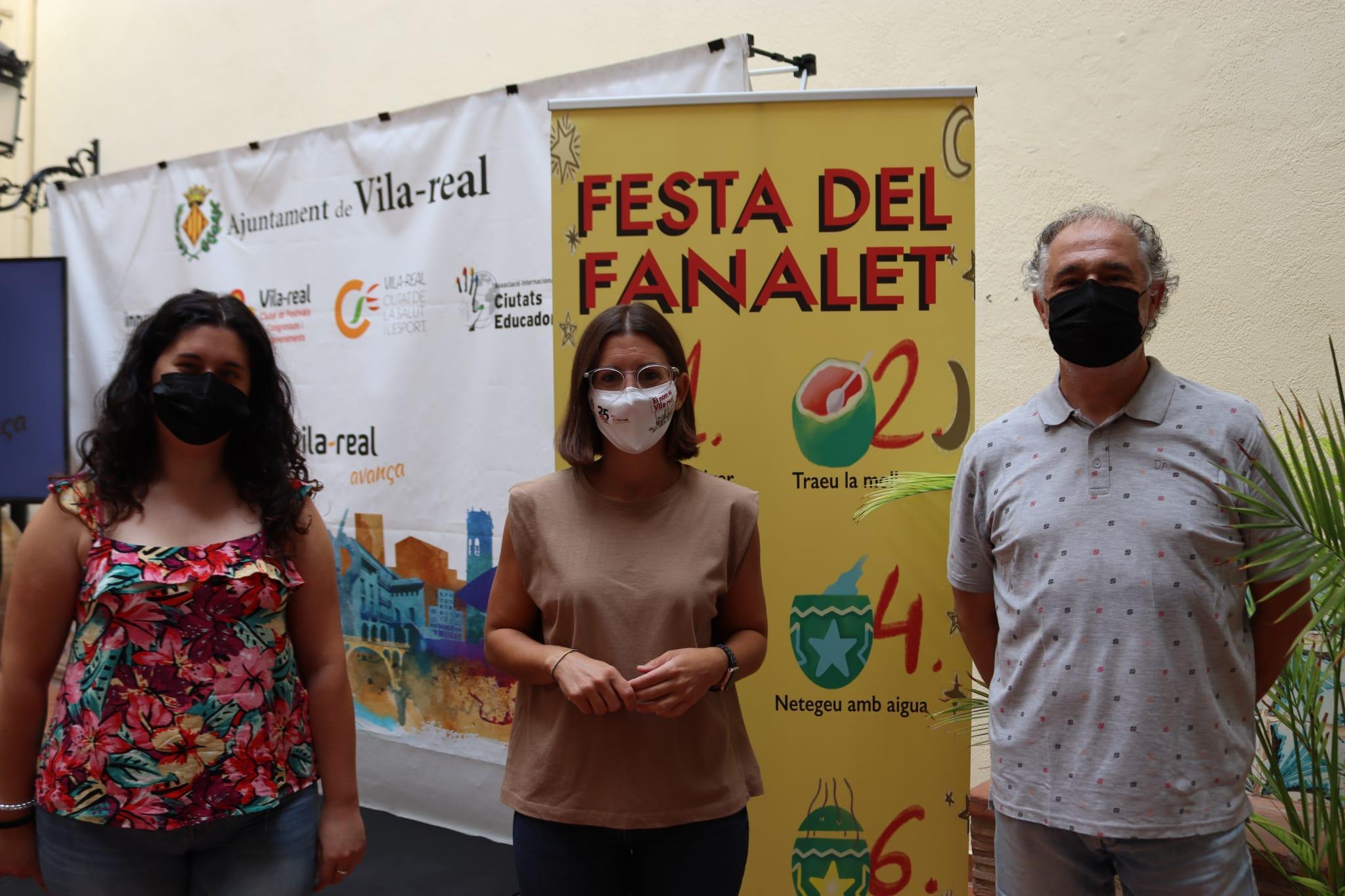 Tradiciones y El Raval 'salvan' la tradición del 'fanalet' con un tutorial para animar a la ciudadanía a revivir la fiesta del sereno
