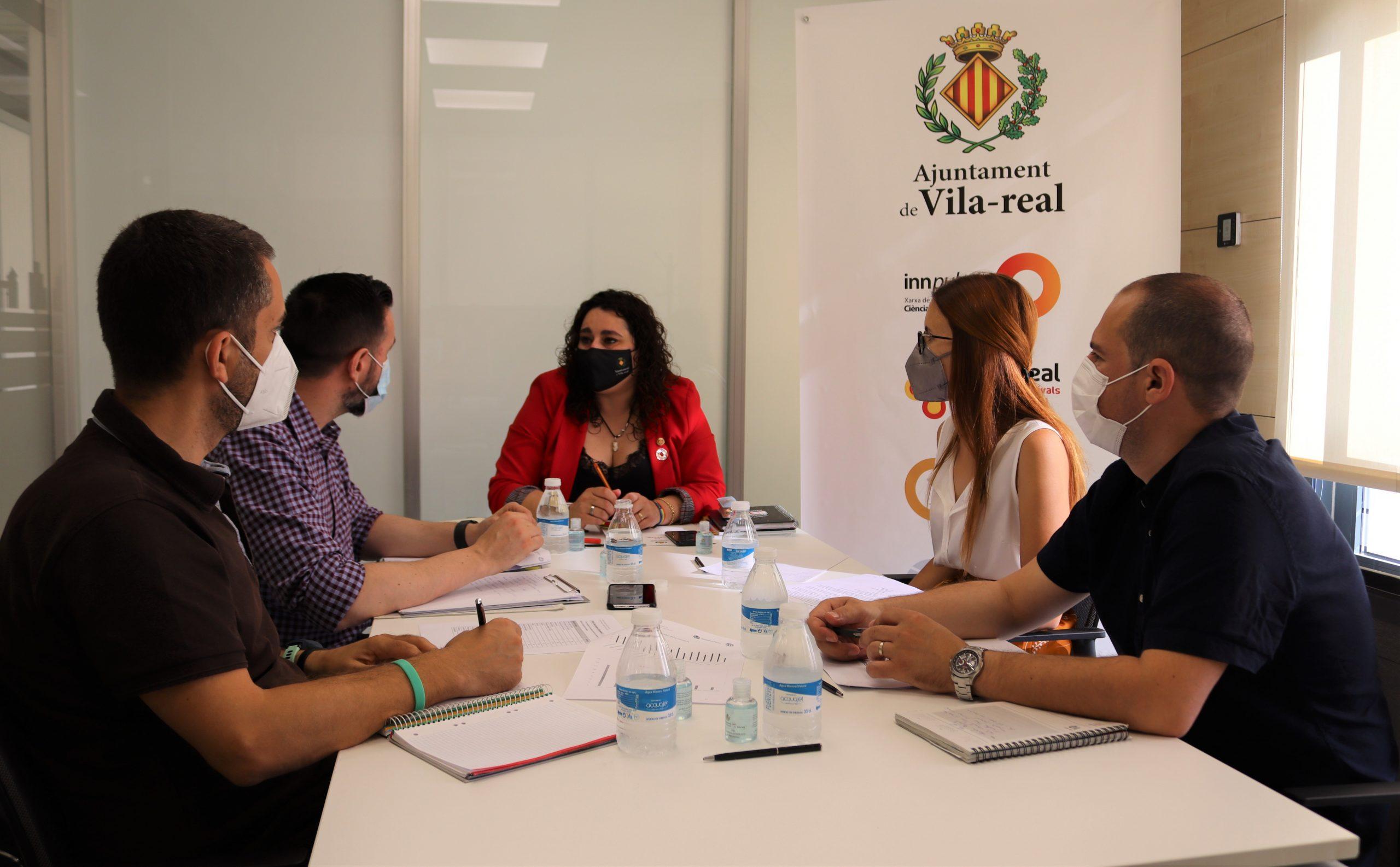 Entrevista a la concejala de Participación Ciudadana, Miriam Caravaca