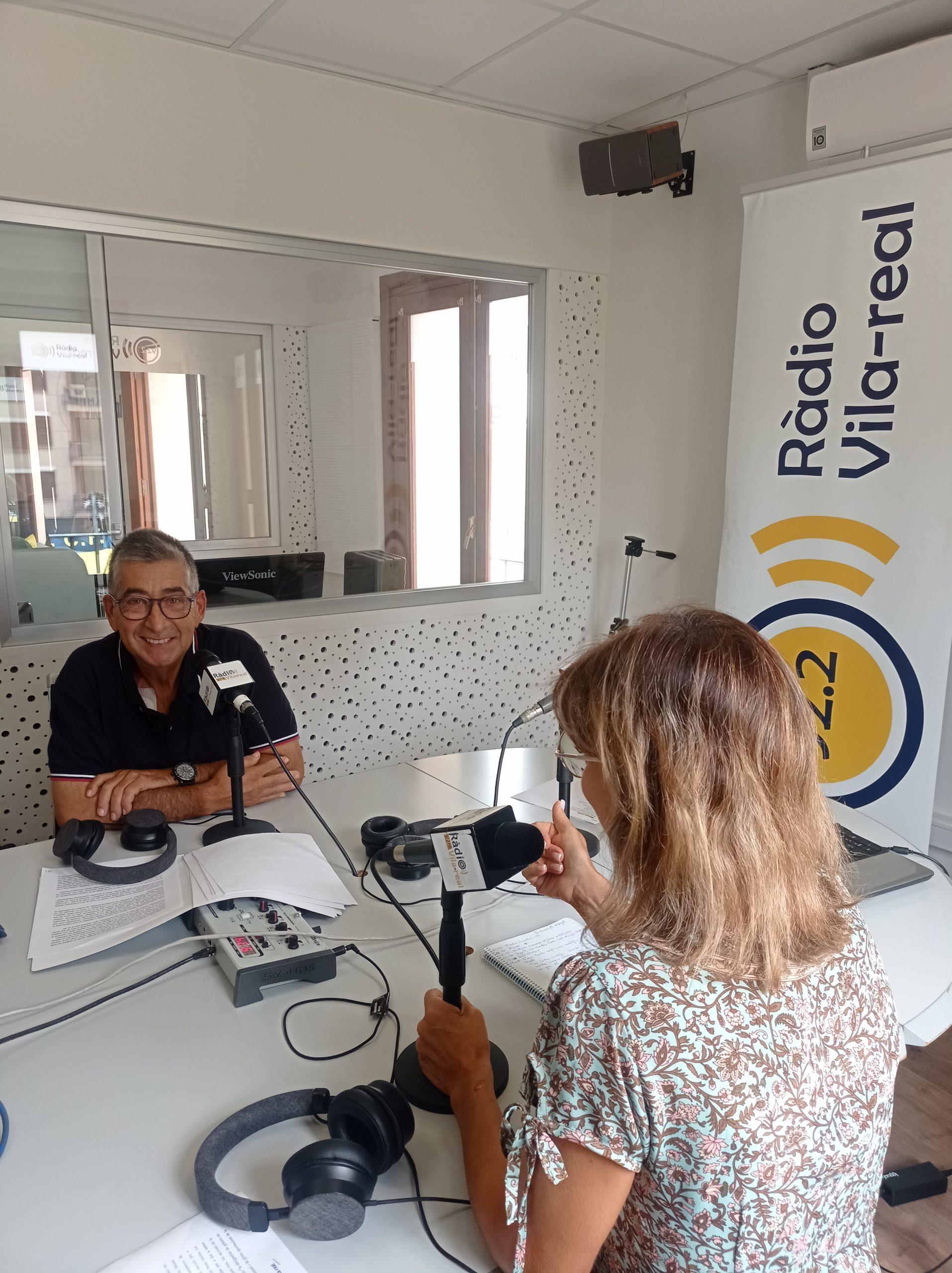 Entrevista al científico y Director de la Cátedra de Innovación Cerámica «Ciutat de Vila-real», Juan Carda