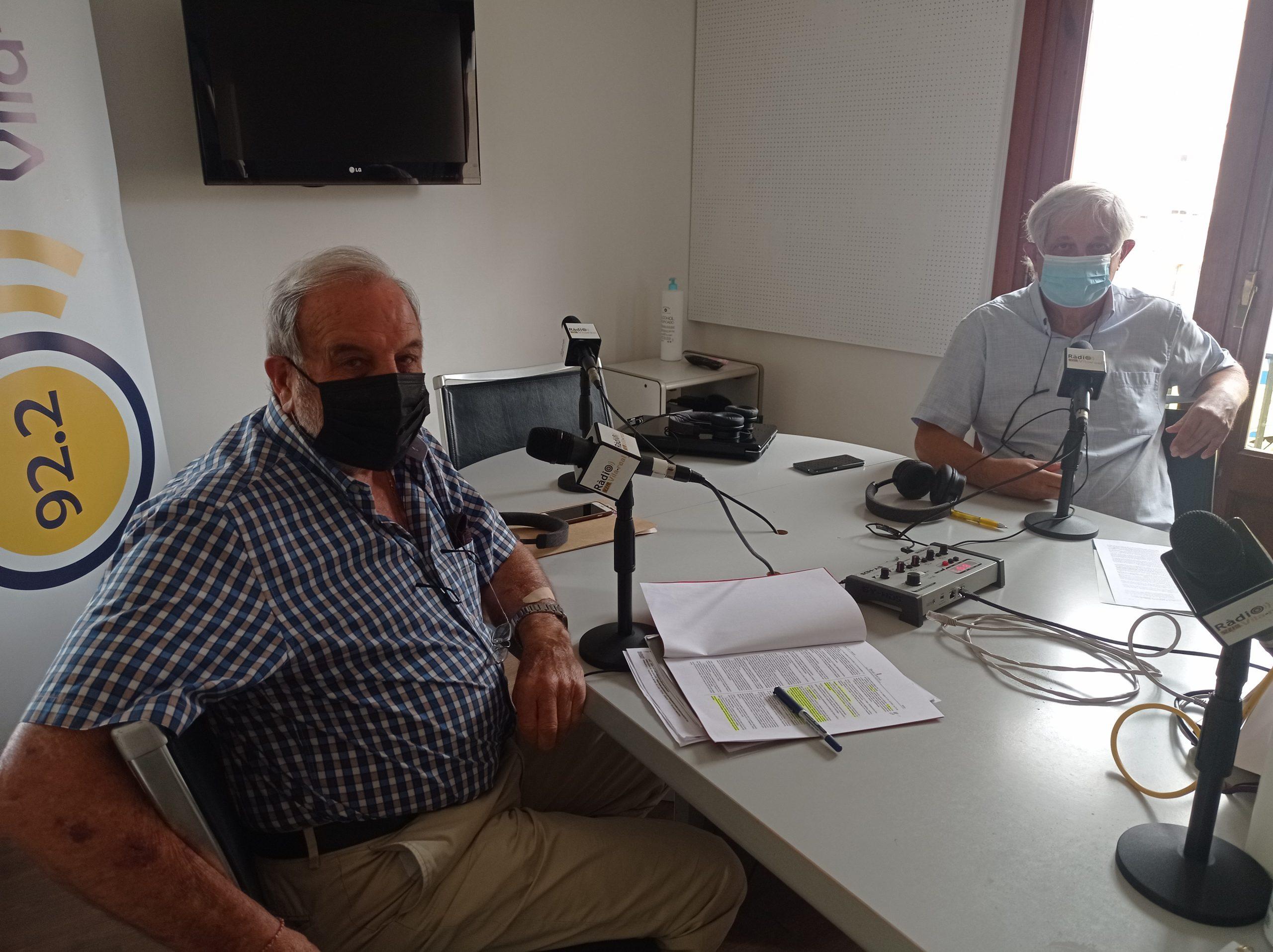 Hablamos de agricultura con Pepe Montagut y Pepe Llop
