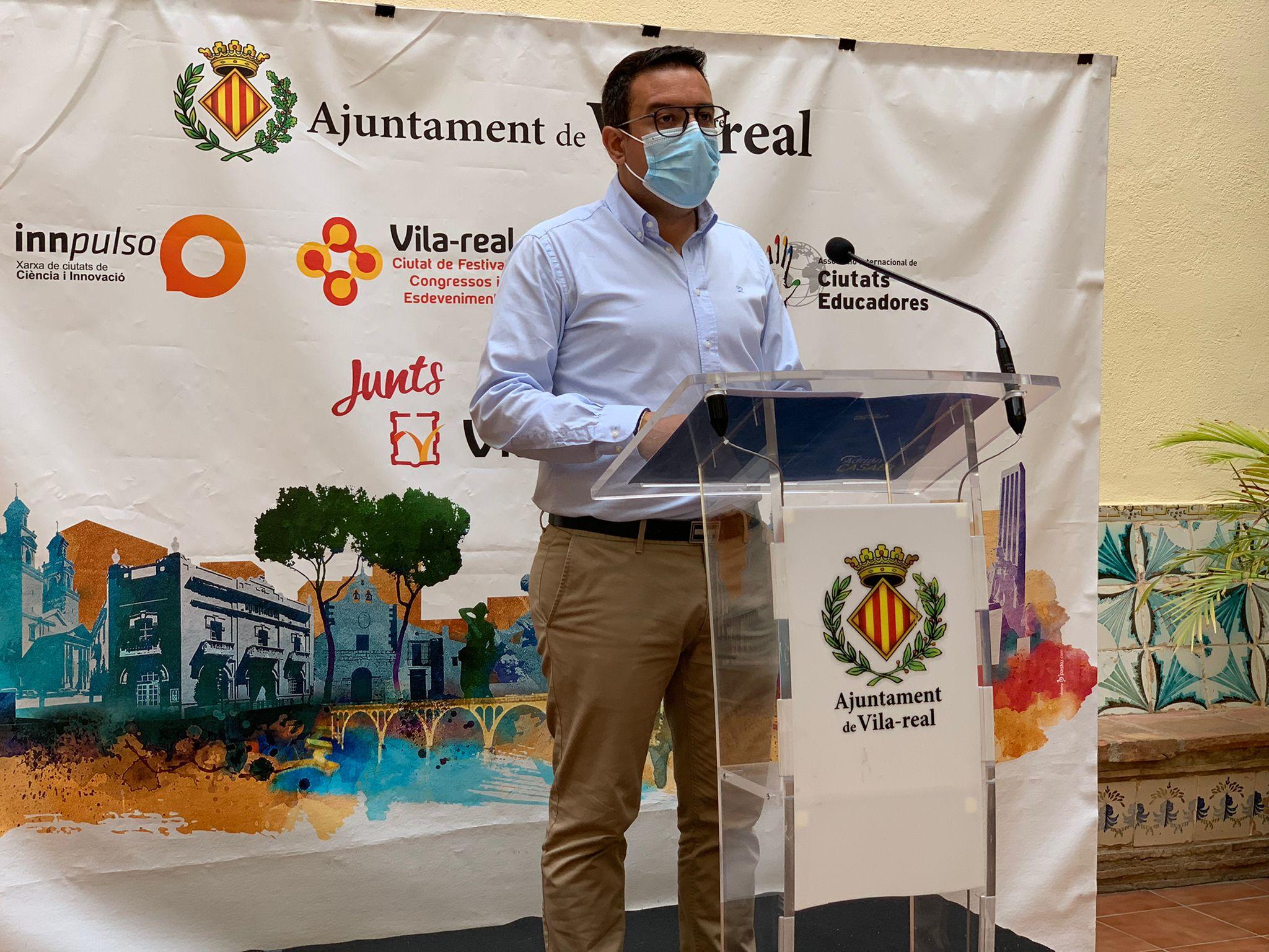 Casabó: «El PSOE castiga a Vila-real sin la inversión de 8 millones en los PGE para la comisaría anunciada por Benlloch»