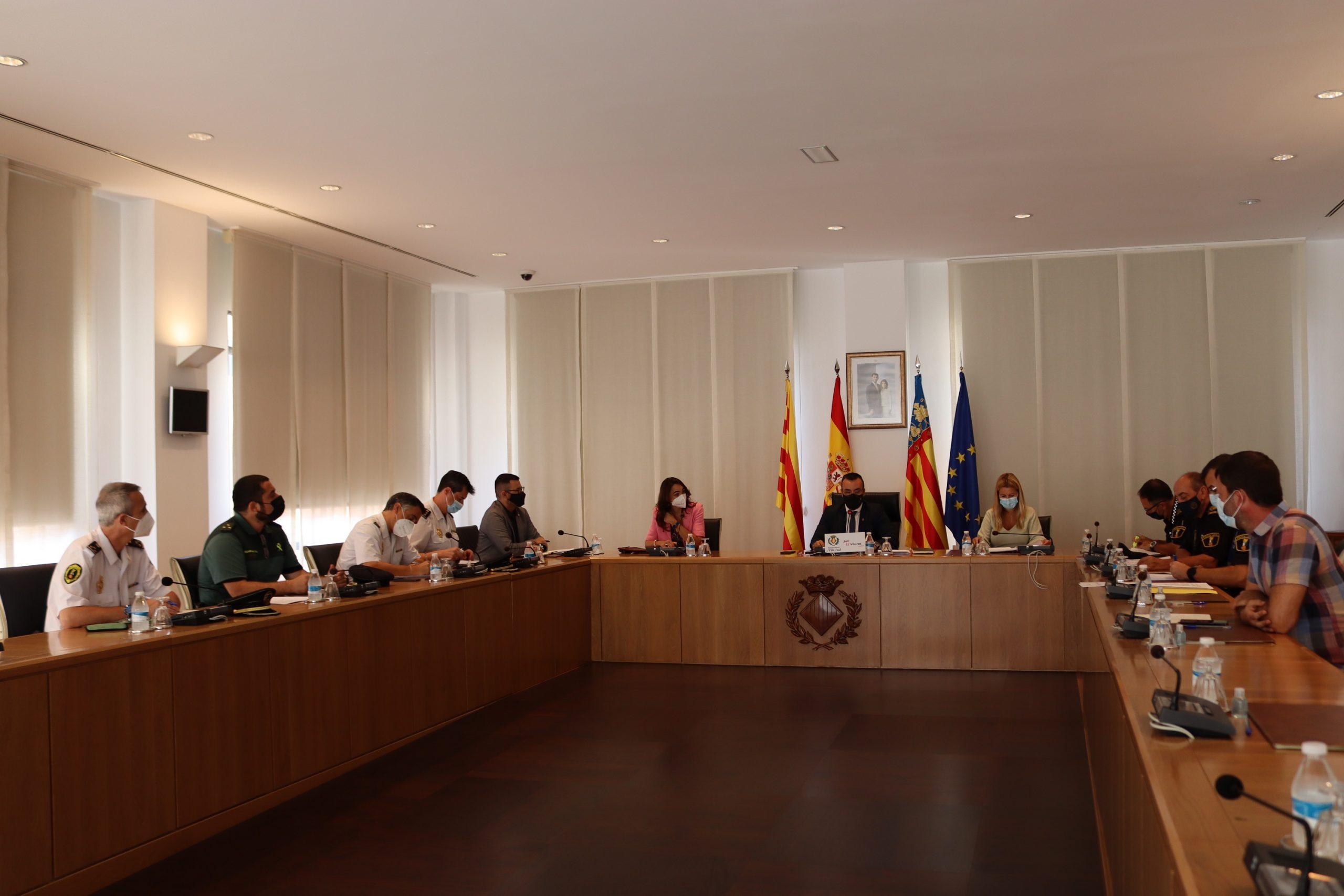 Vila-real aplicará a las peñas la normativa de la hostelería y redobla esfuerzos policiales durante las fiestas de la Virgen de Gracia