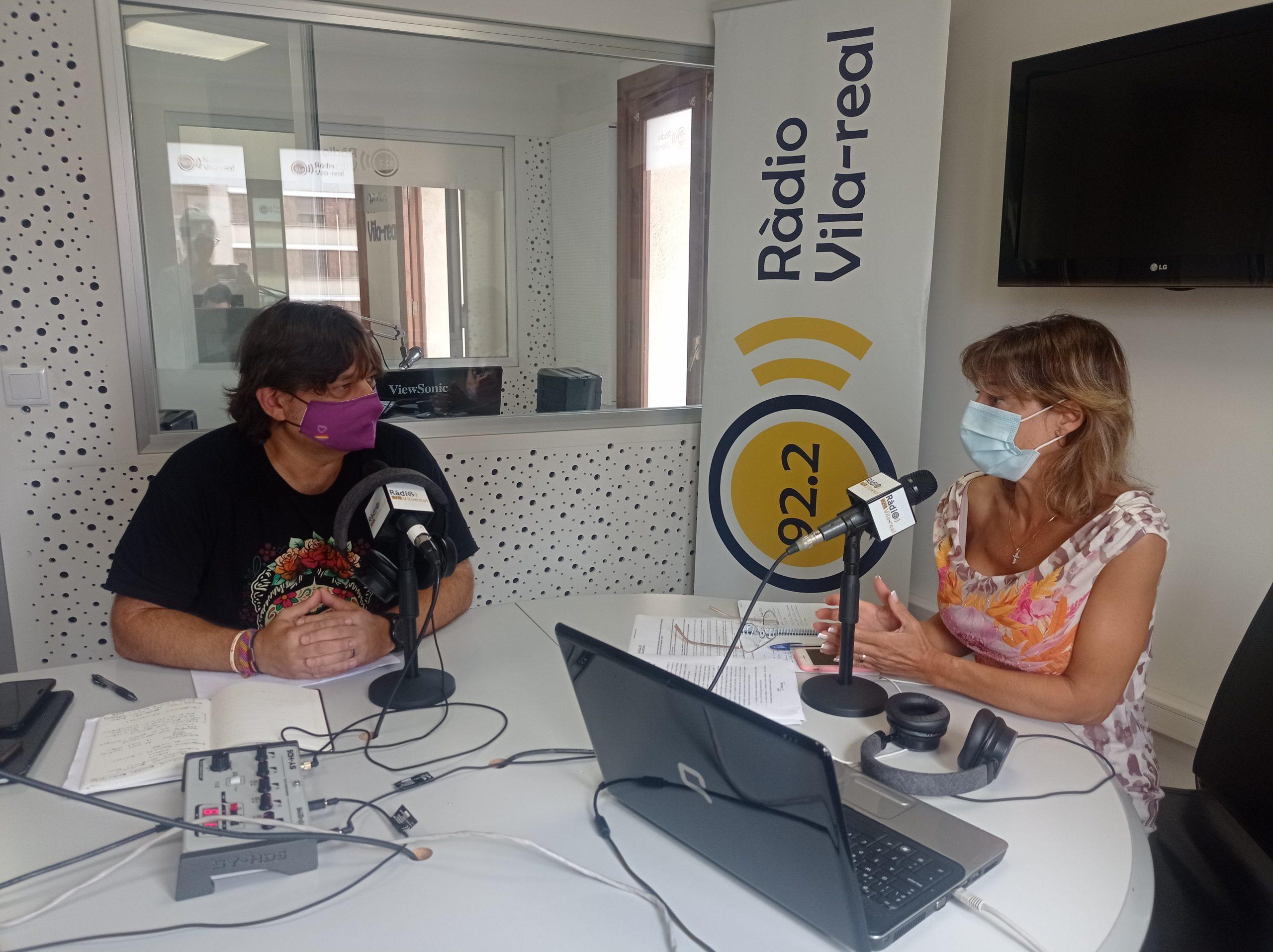 Entrevista al portavoz de Unides Podem y concejal de Agricultura, José Ramón Ventura Chalmeta