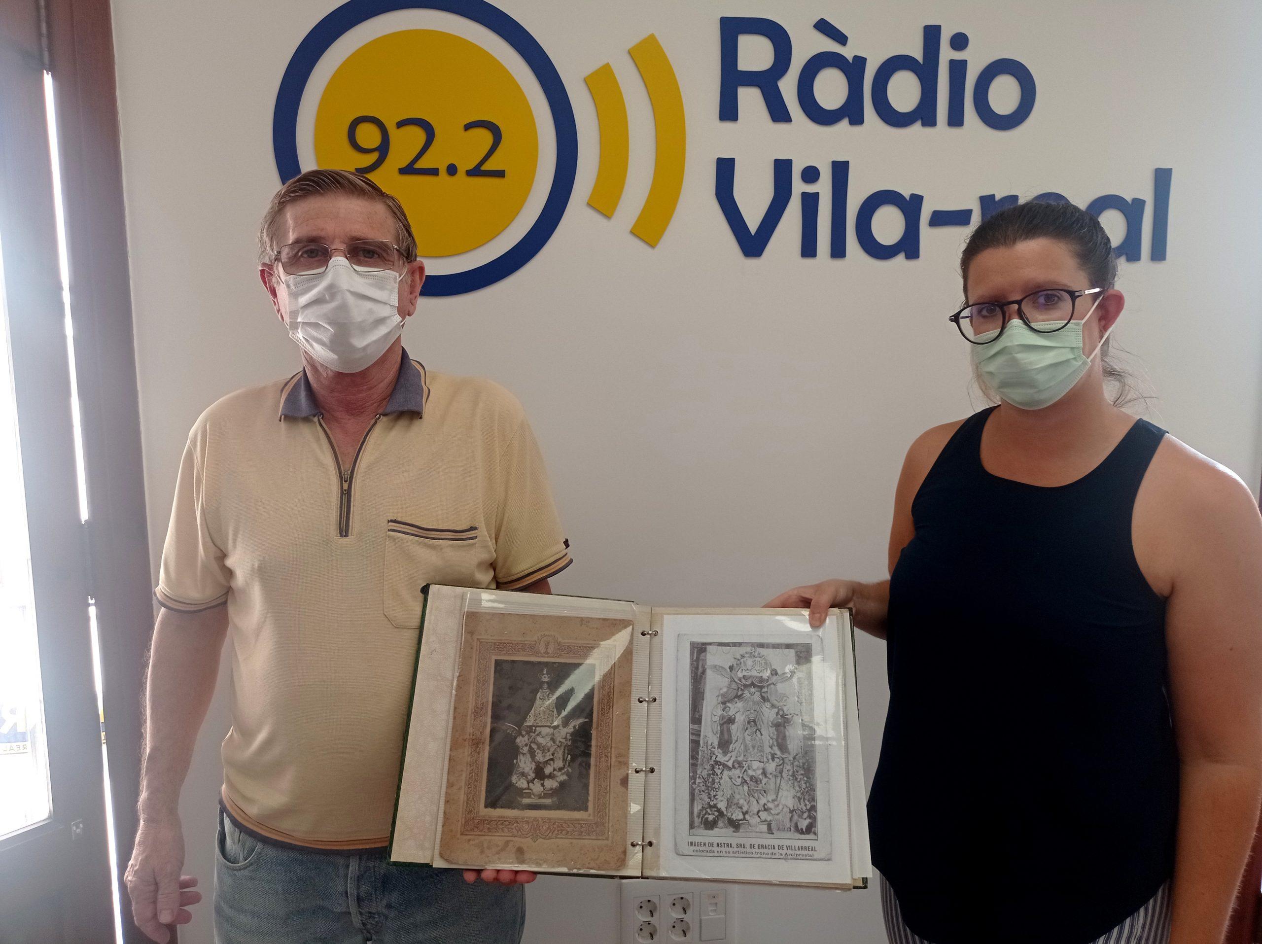 Entrevista al vecino de Vila-real y devoto de la Virgen de Gracia, Santiago Ramos