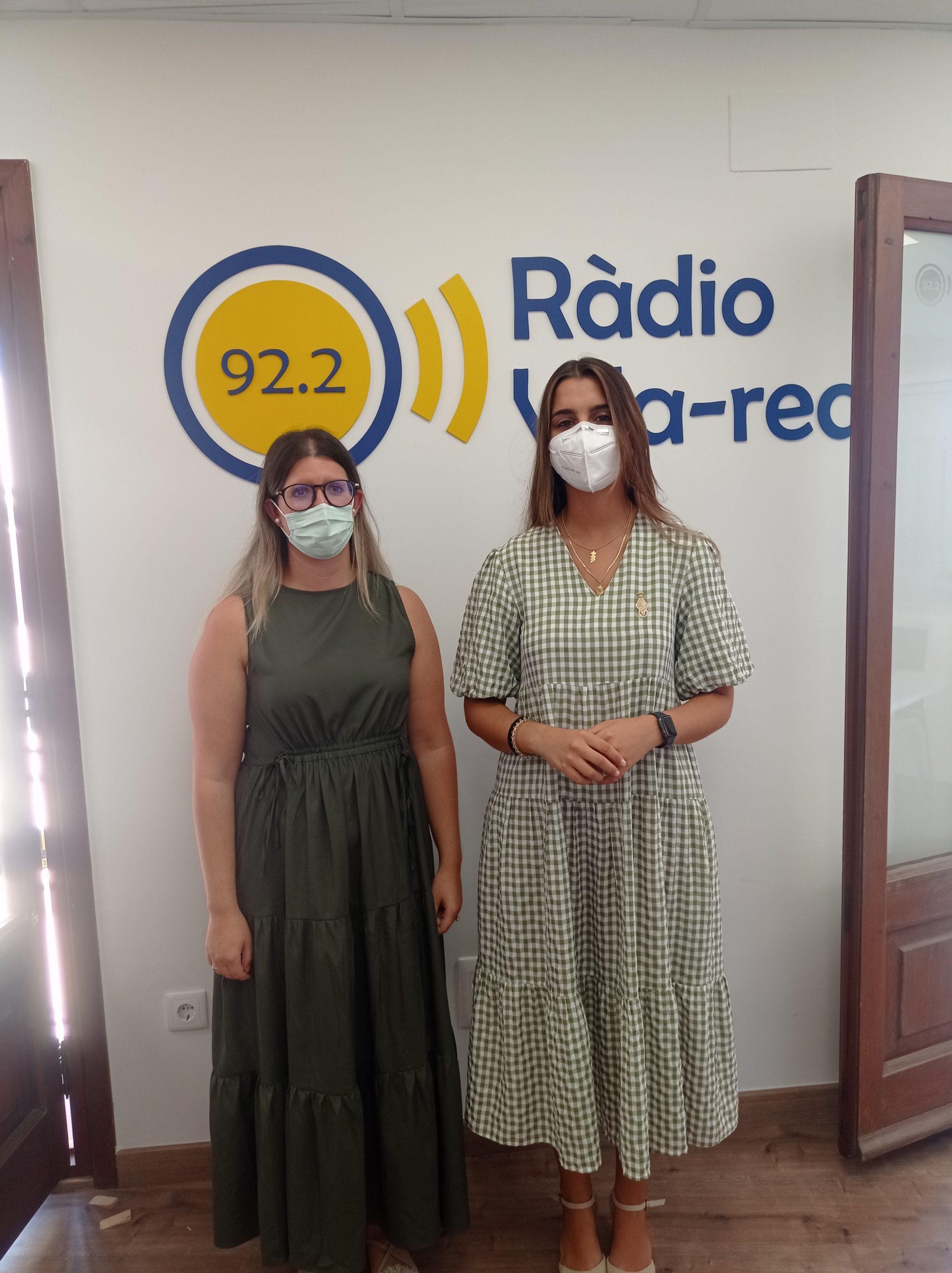 Entrevista a la Reina de Fiestas de Vila-real 2019, Carmen Rubert