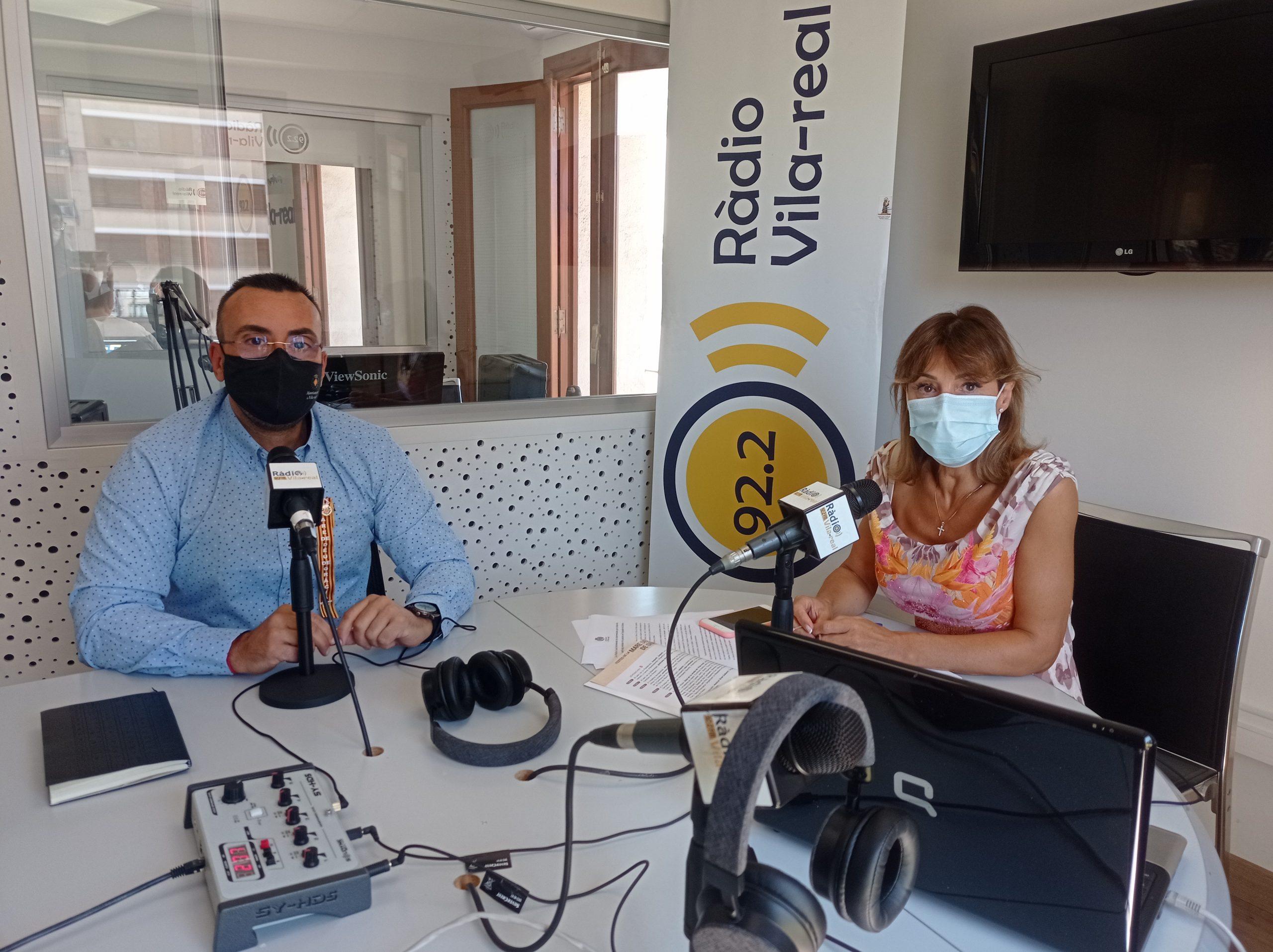 Entrevista al alcalde de Vila-real, José Benlloch