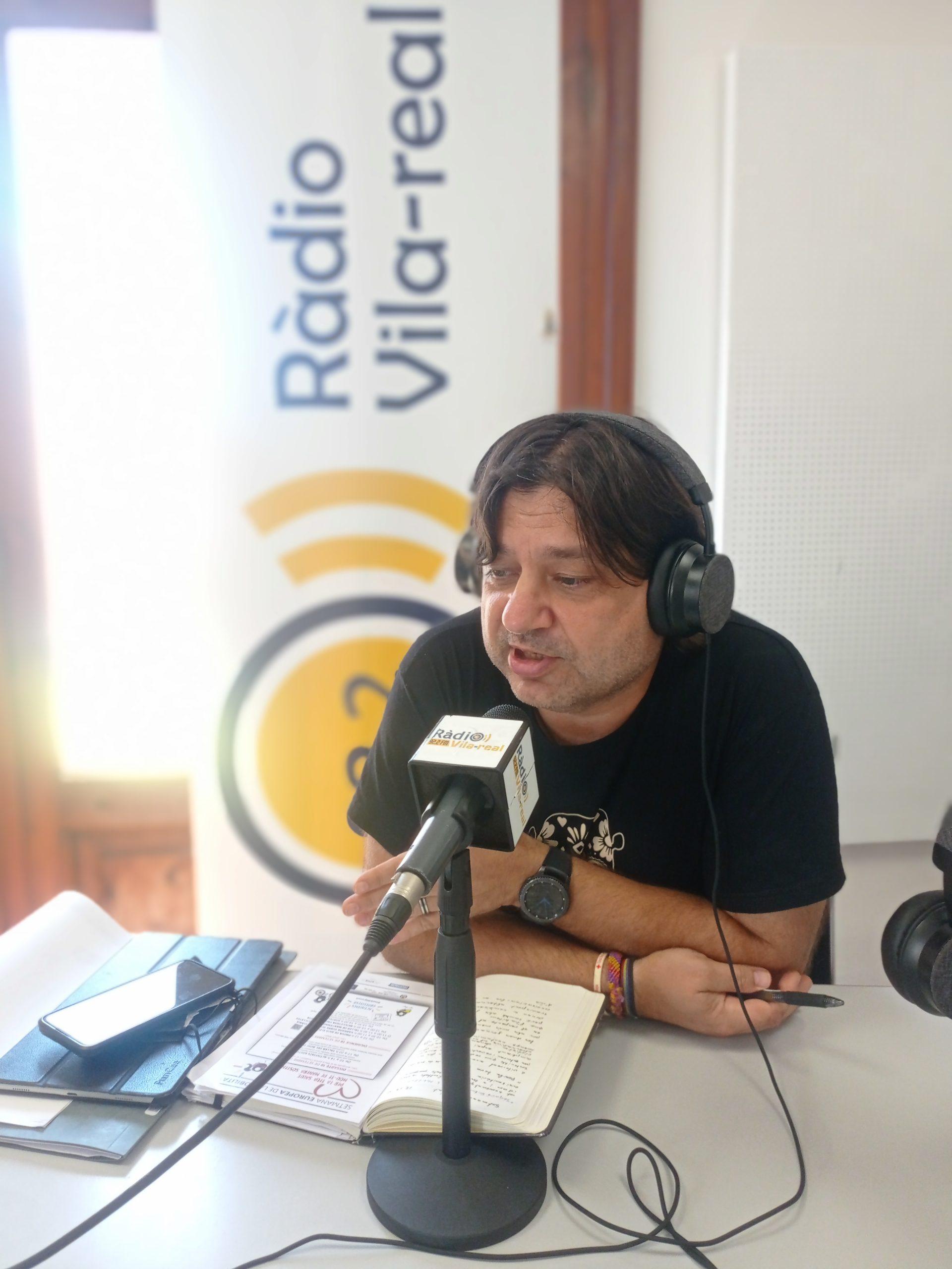 Entrevista al concejal de Sostenibilidad y Transición Ecológica, José Ramón Ventura Chalmeta