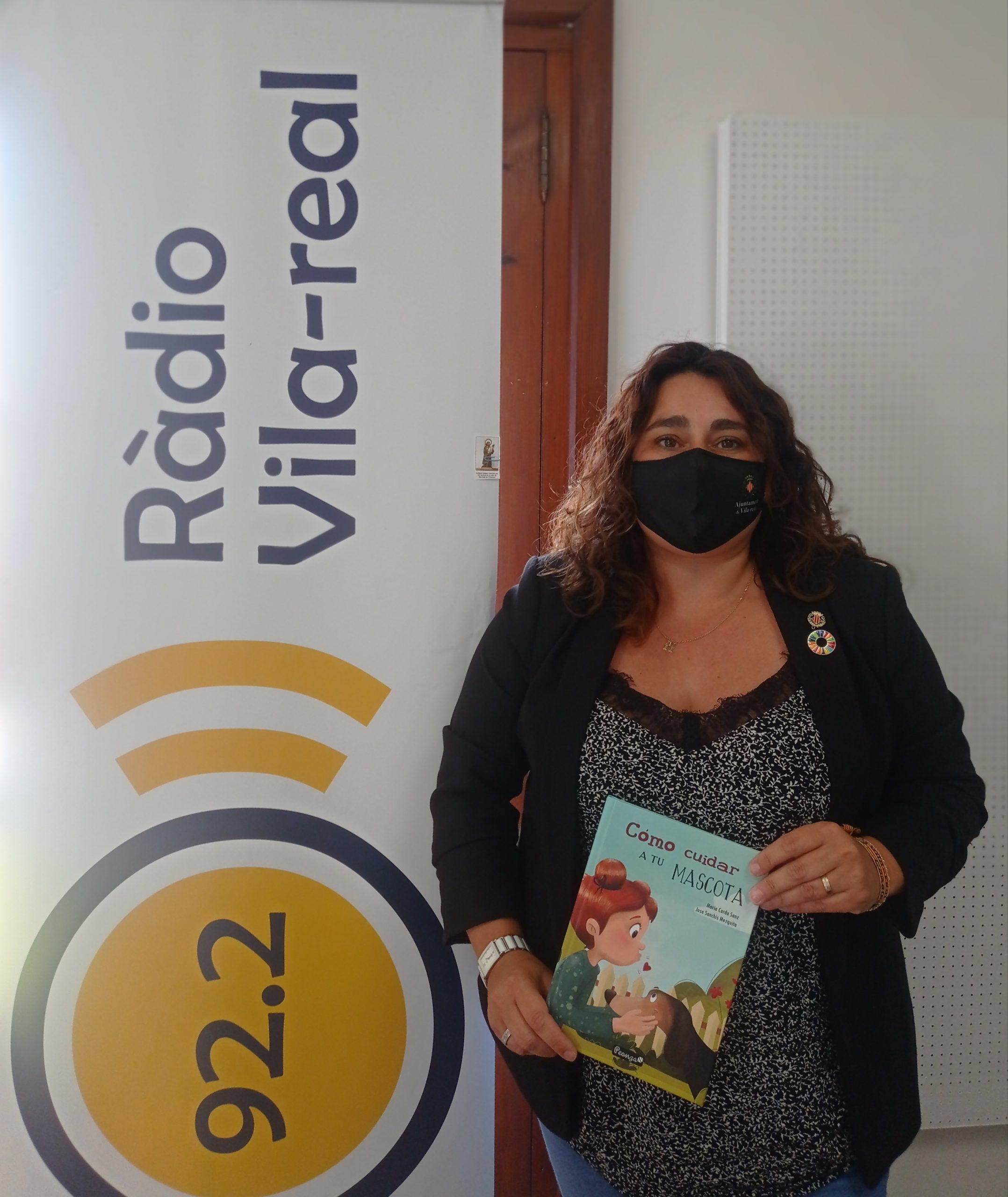 Entrevista a la concejala de Proximidad de Vila-real, Miriam Caravaca