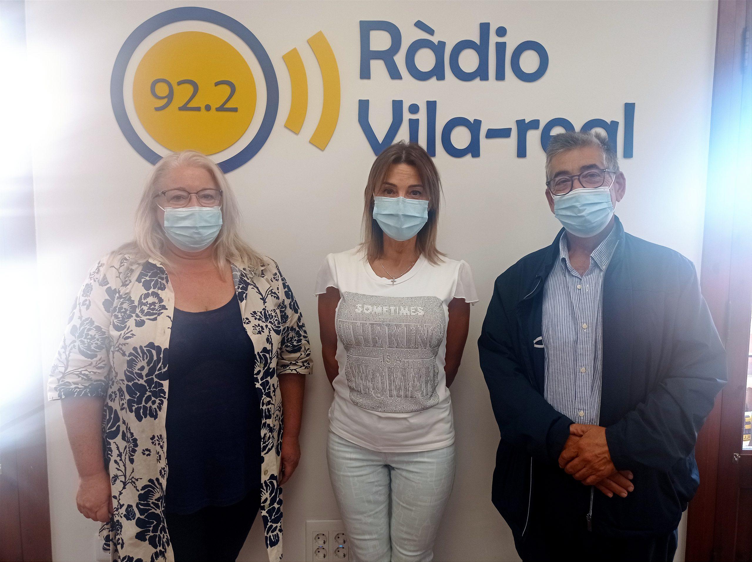 Entrevista a la alcaldesa de Oropesa, Araceli de Moya, y el Director de la Cátedra de Innovación, Juan Carda